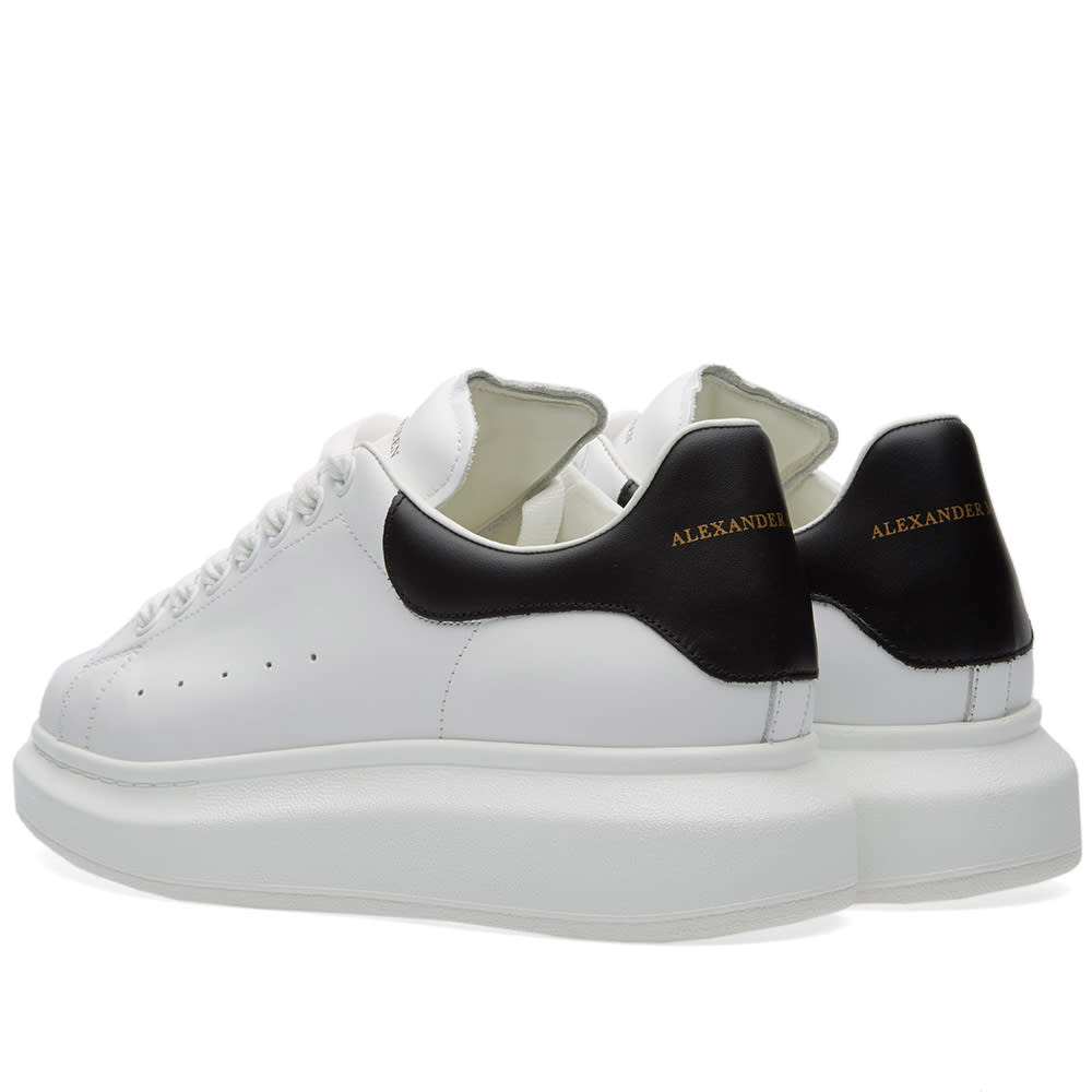 alexander mcqueen oversized sole low top sneaker white. Black Bedroom Furniture Sets. Home Design Ideas