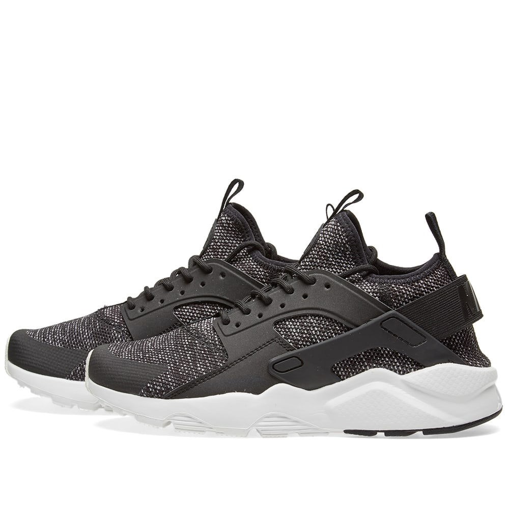 e5392252fb1d Nike Air Huarache Run Ultra BR Black   Summit White