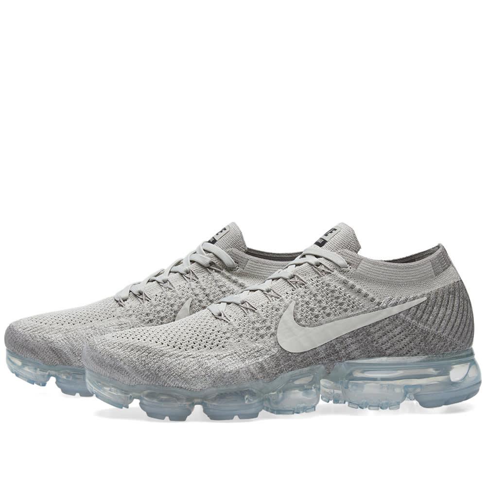 16bba02bc1312 Nike Air Vapormax Flyknit Pale Grey