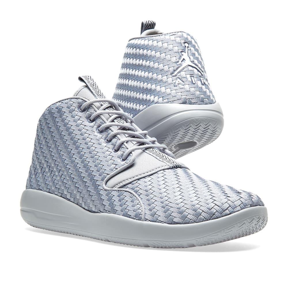 b6b598998544c8 Nike Jordan Eclipse Chukka Wolf Grey   White