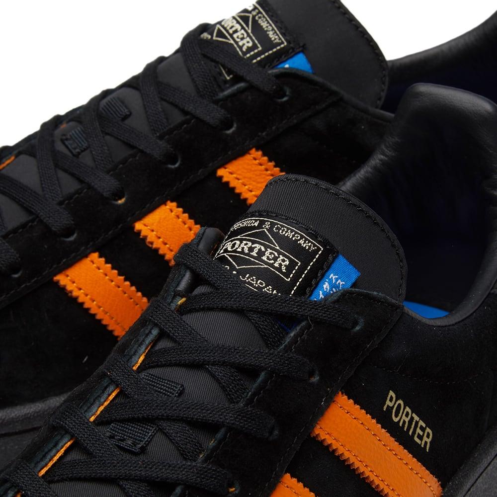 123dcc330151 Adidas x Porter Campus Black