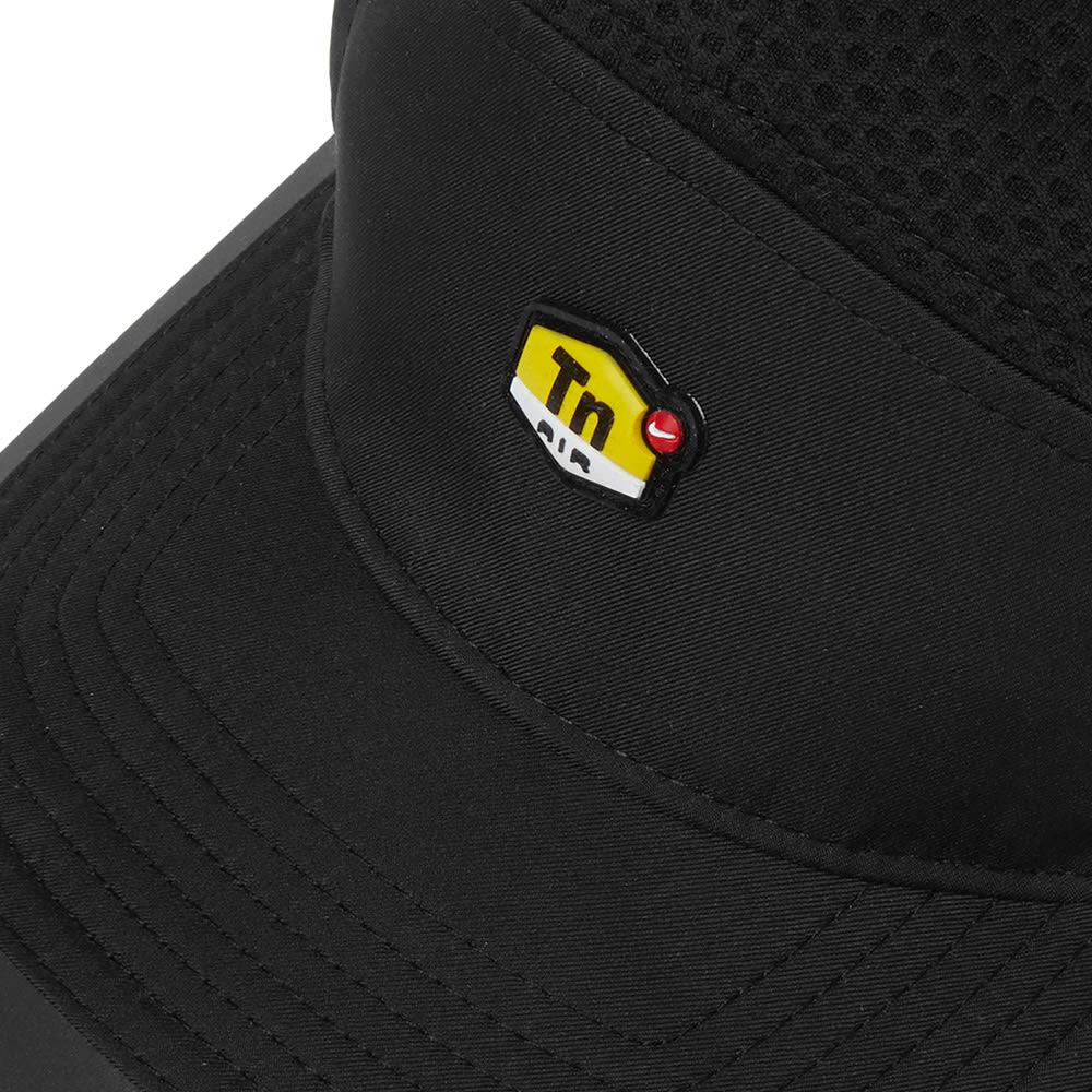 ed05c68558890 Nike TN Air AeroBill AW84 Cap Black | END.