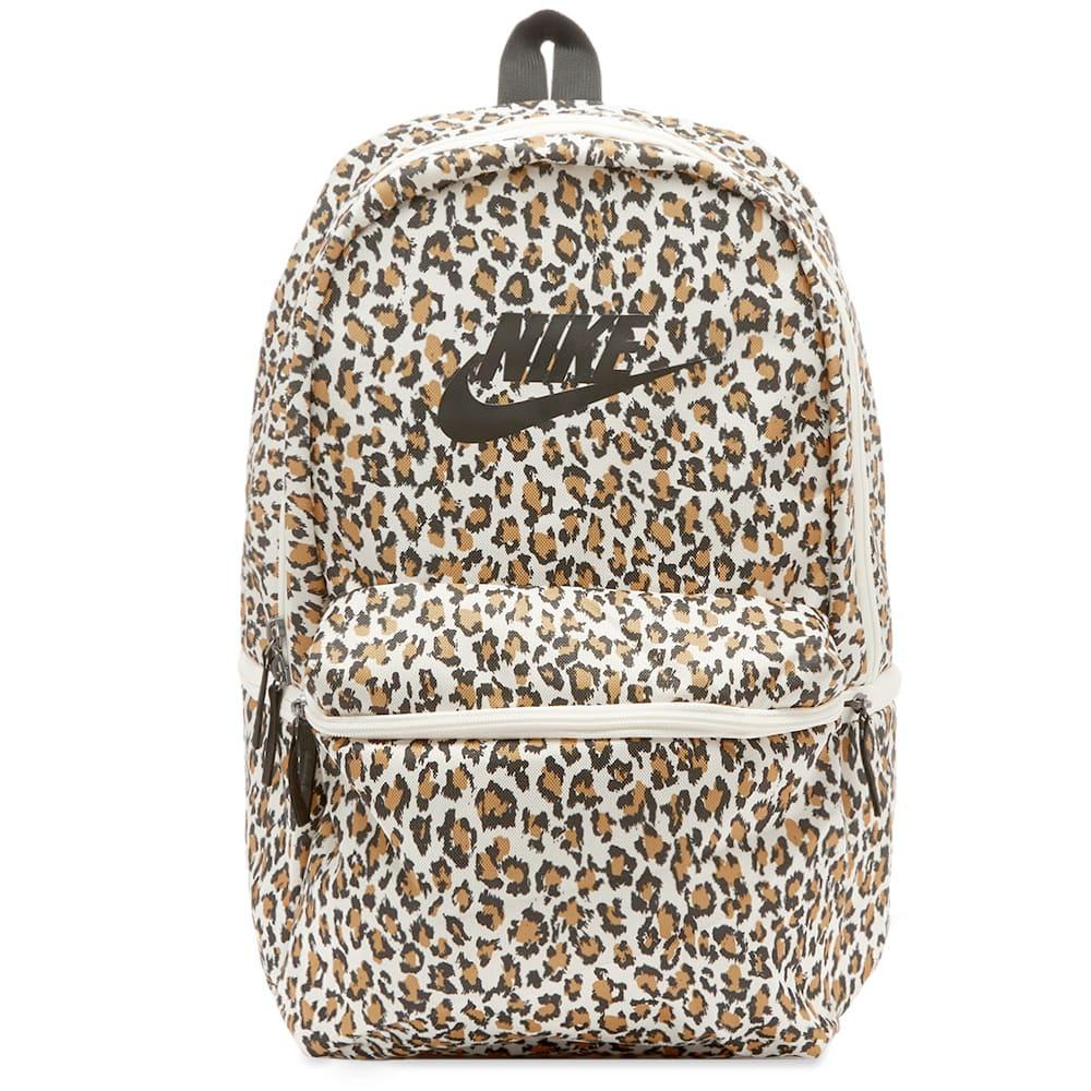Nike Heritage Leopard Backpack