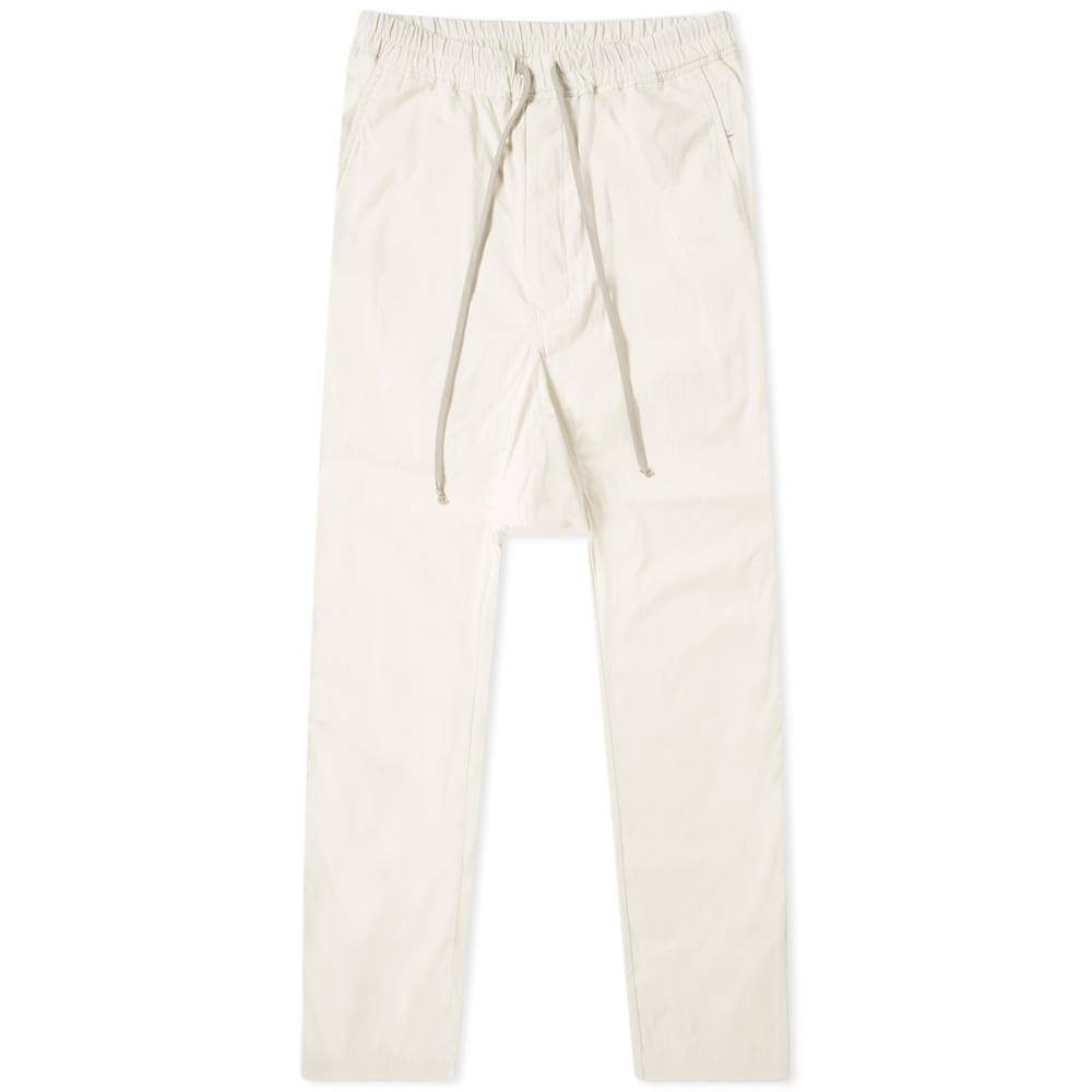 Rick Owens Ripstop Cotton Drawstring Pant