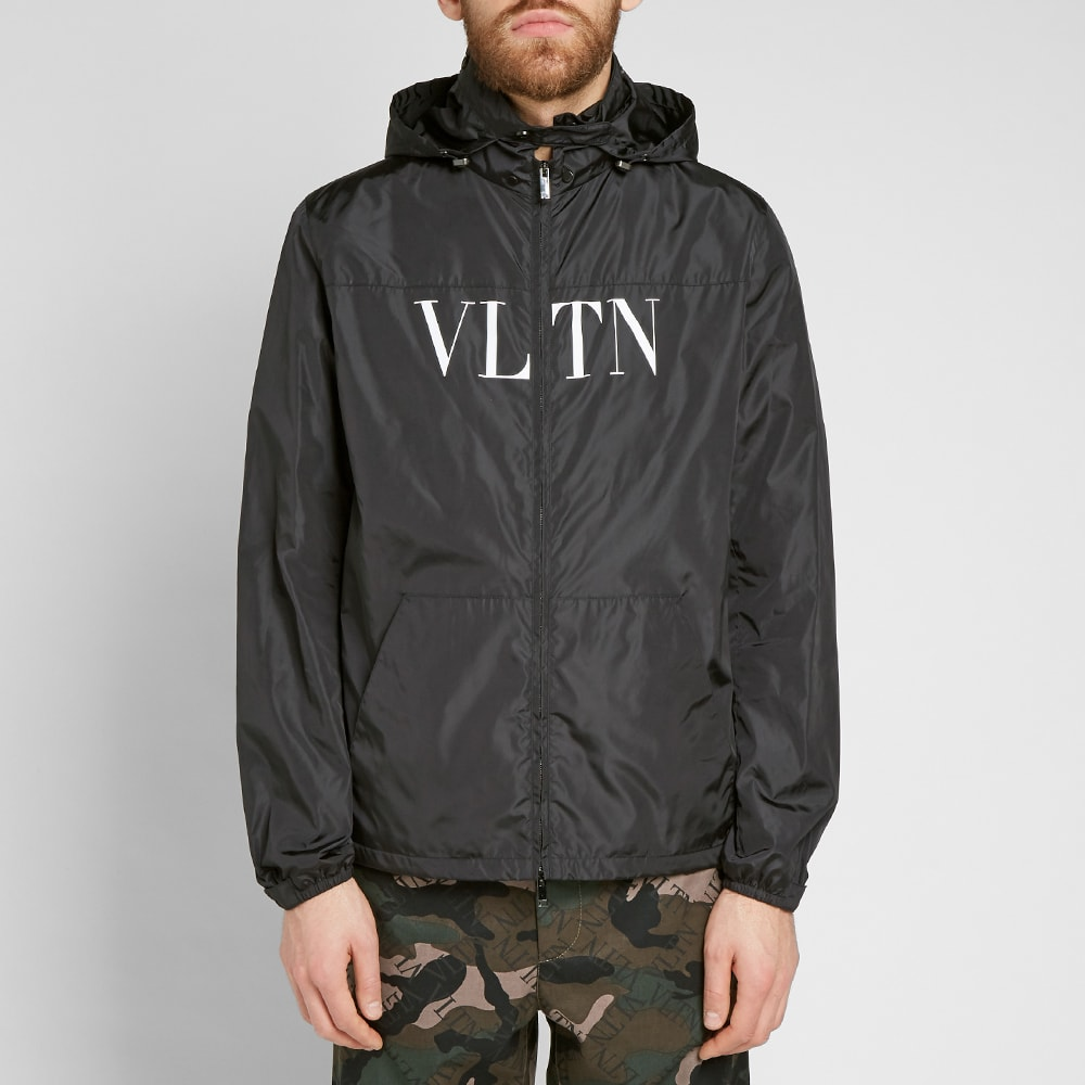3cb36aabf Valentino VLTN Windbreaker Black | END.