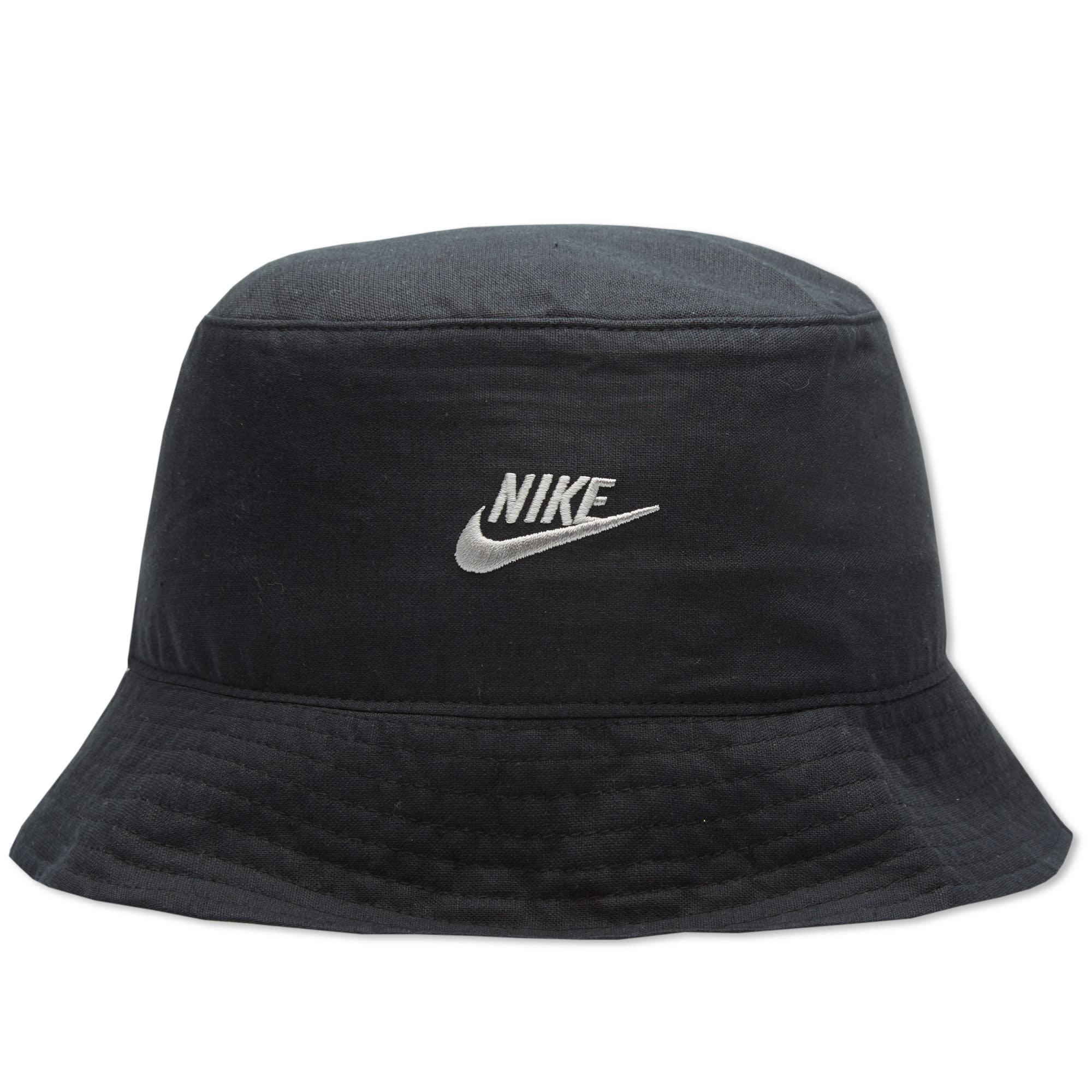Nike Bucket Hat Black End