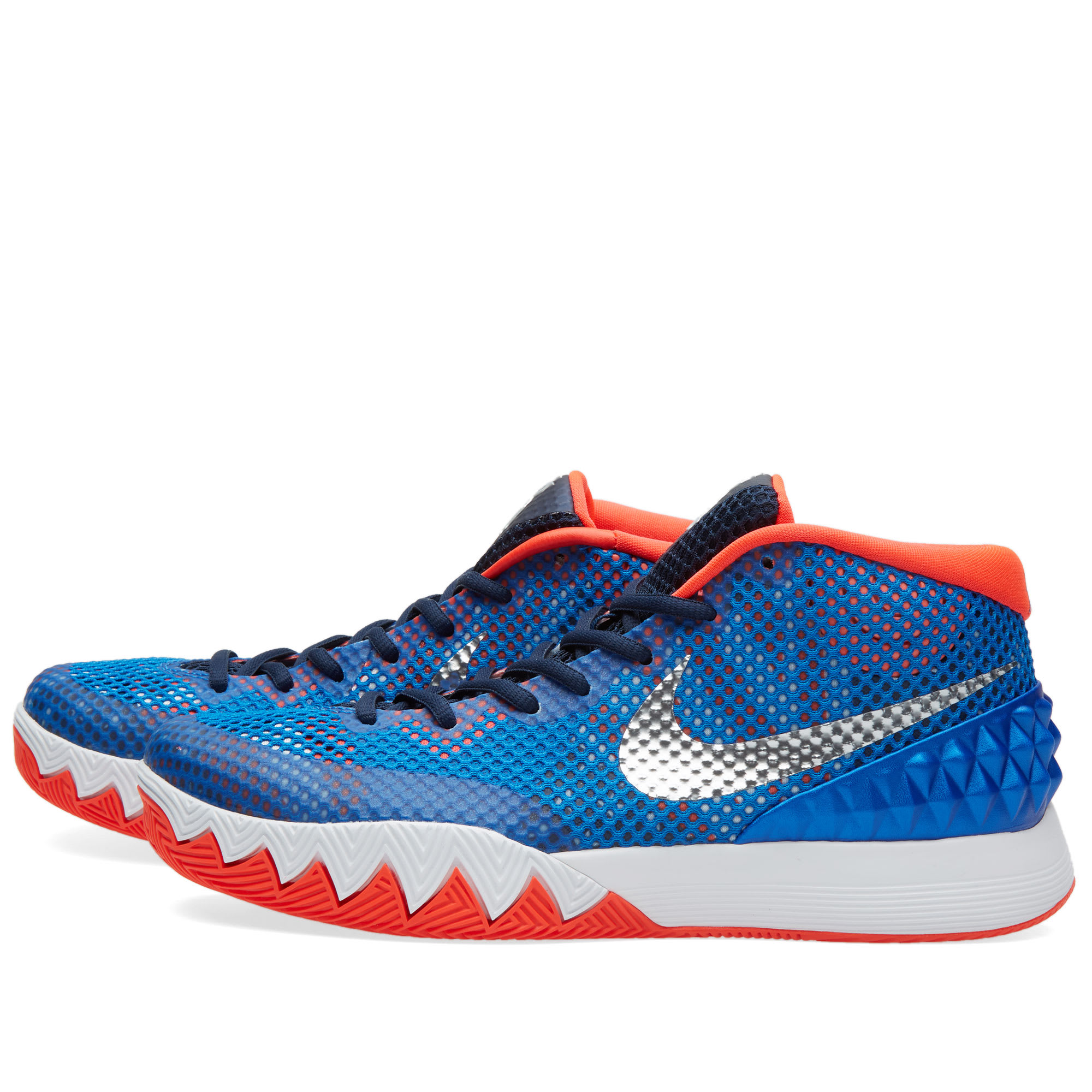 Nike Kyrie 1 'USA' (Soar & Metallic Silver)