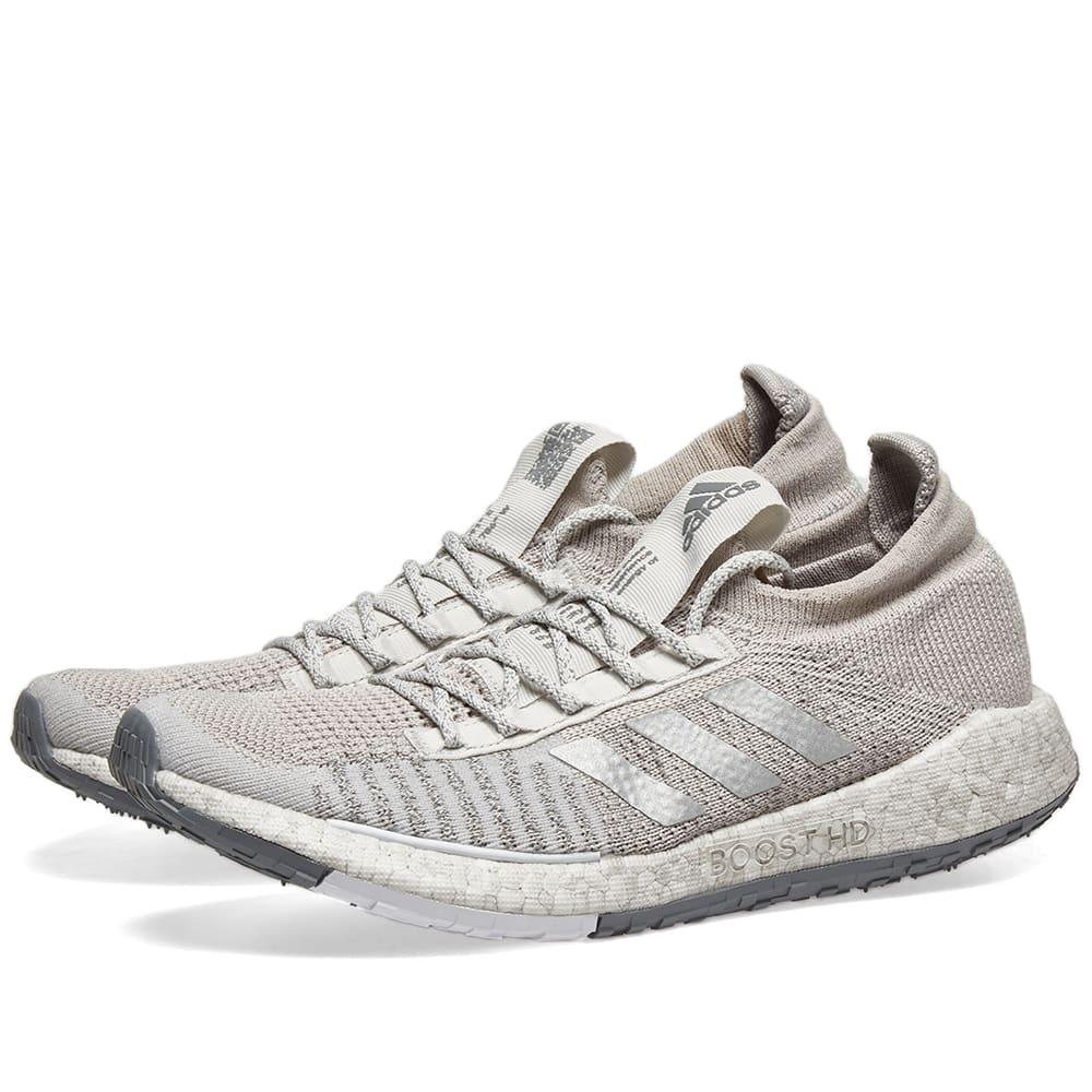 adidas Performance Pulse Boost HD LTD   Grau   Sneaker