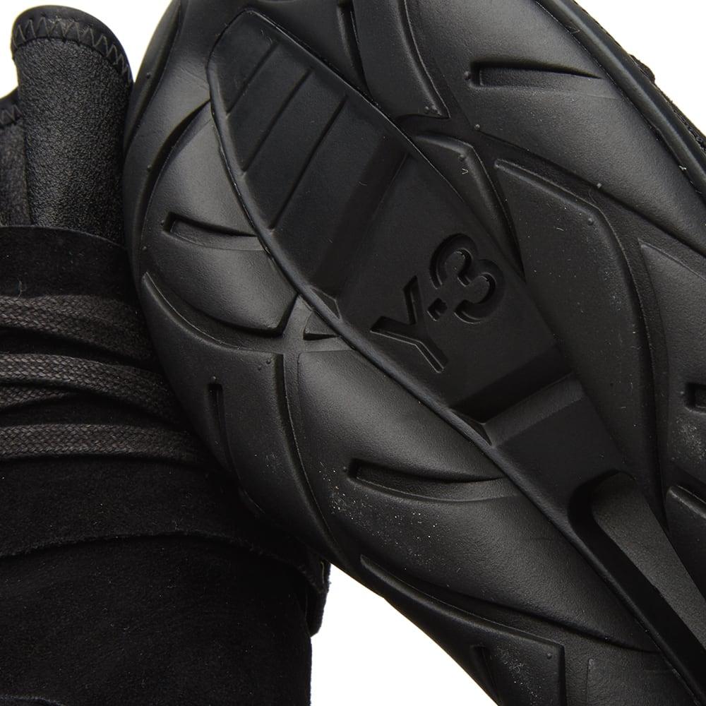 buy popular 43ea5 e91d2 Y-3 Qasa High Lux Core Black   END.