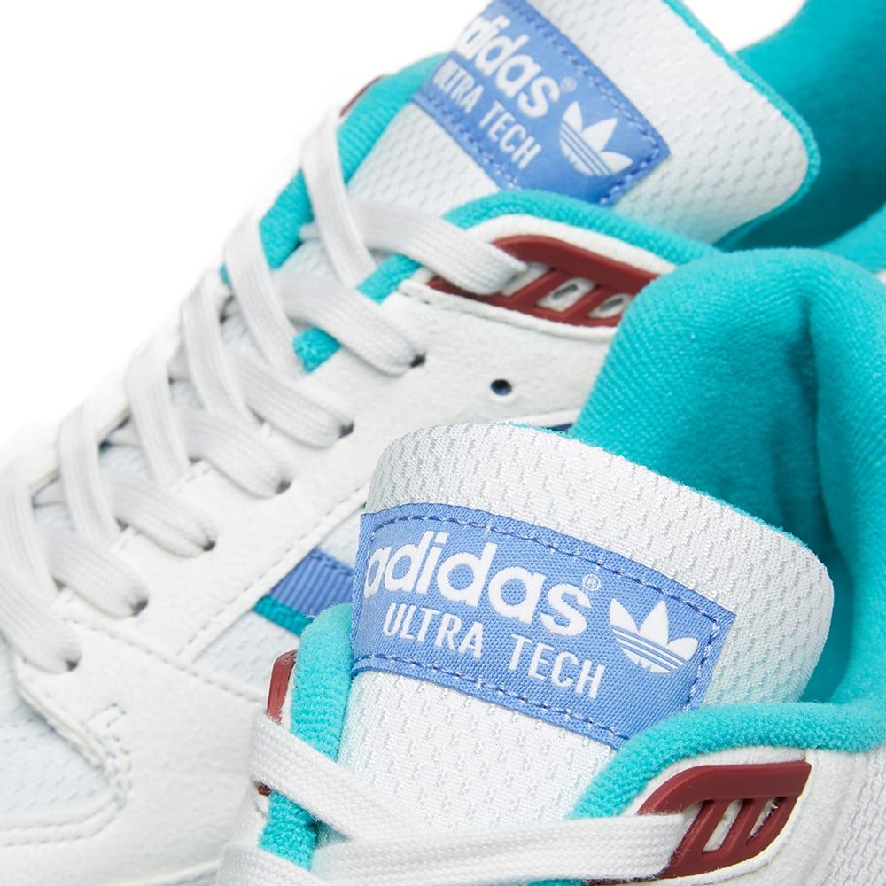 wholesale dealer 10ec4 87eb4 Adidas Ultra Tech OG White, Real Lilac   Core Black   END.