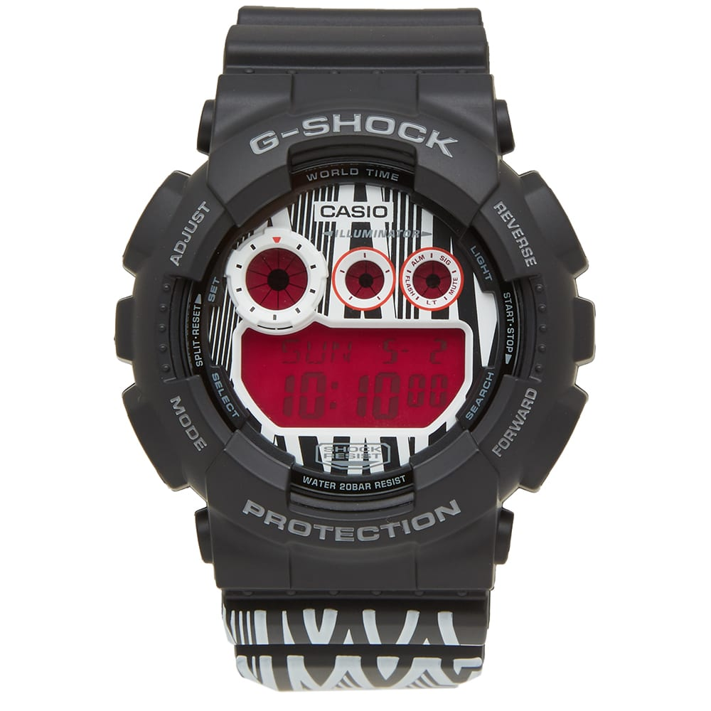 CASIO G-SHOCK X MAROK GD-120LM-1AER WATCH