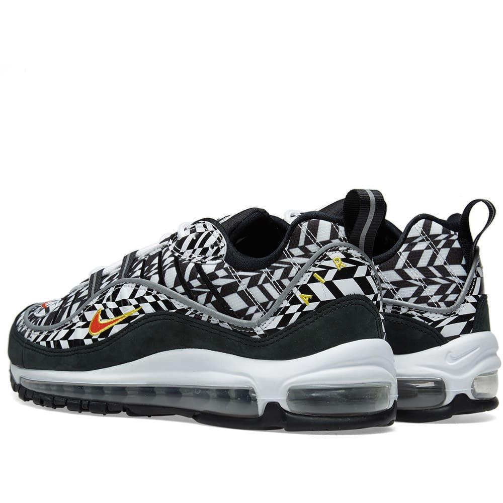 pretty nice 14343 656aa Nike Air Max 98 'Geometric Check'