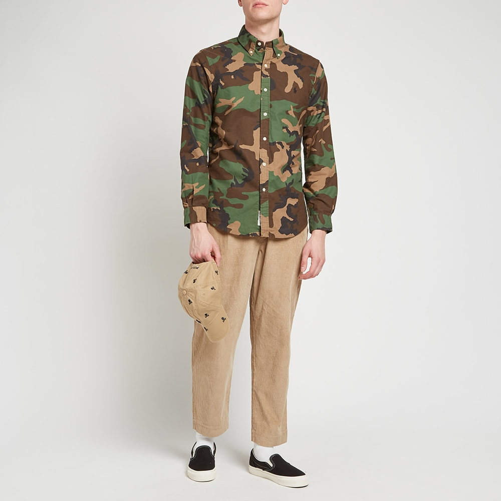 Polo Ralph Lauren Camo Button Down