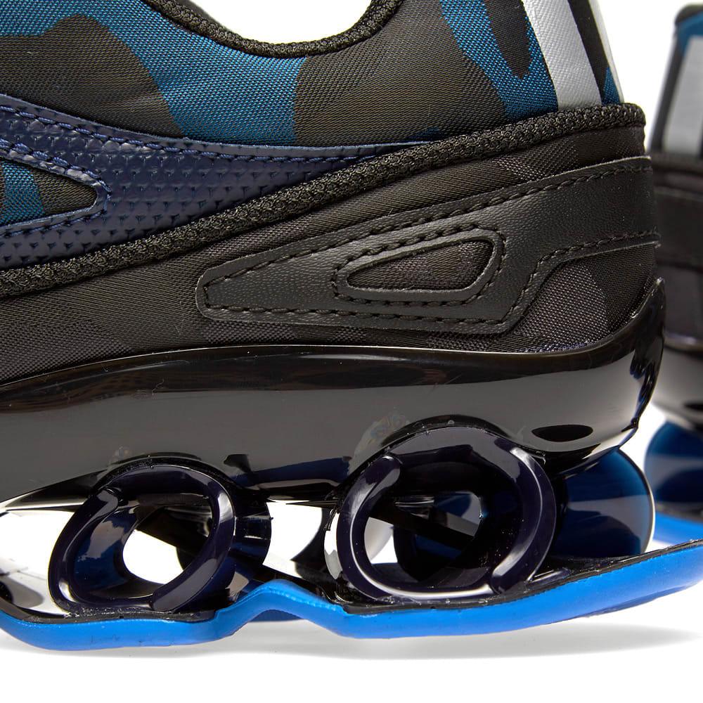 b5817348523c6 Adidas x Raf Simons Bounce Night Sky   Bright Blue