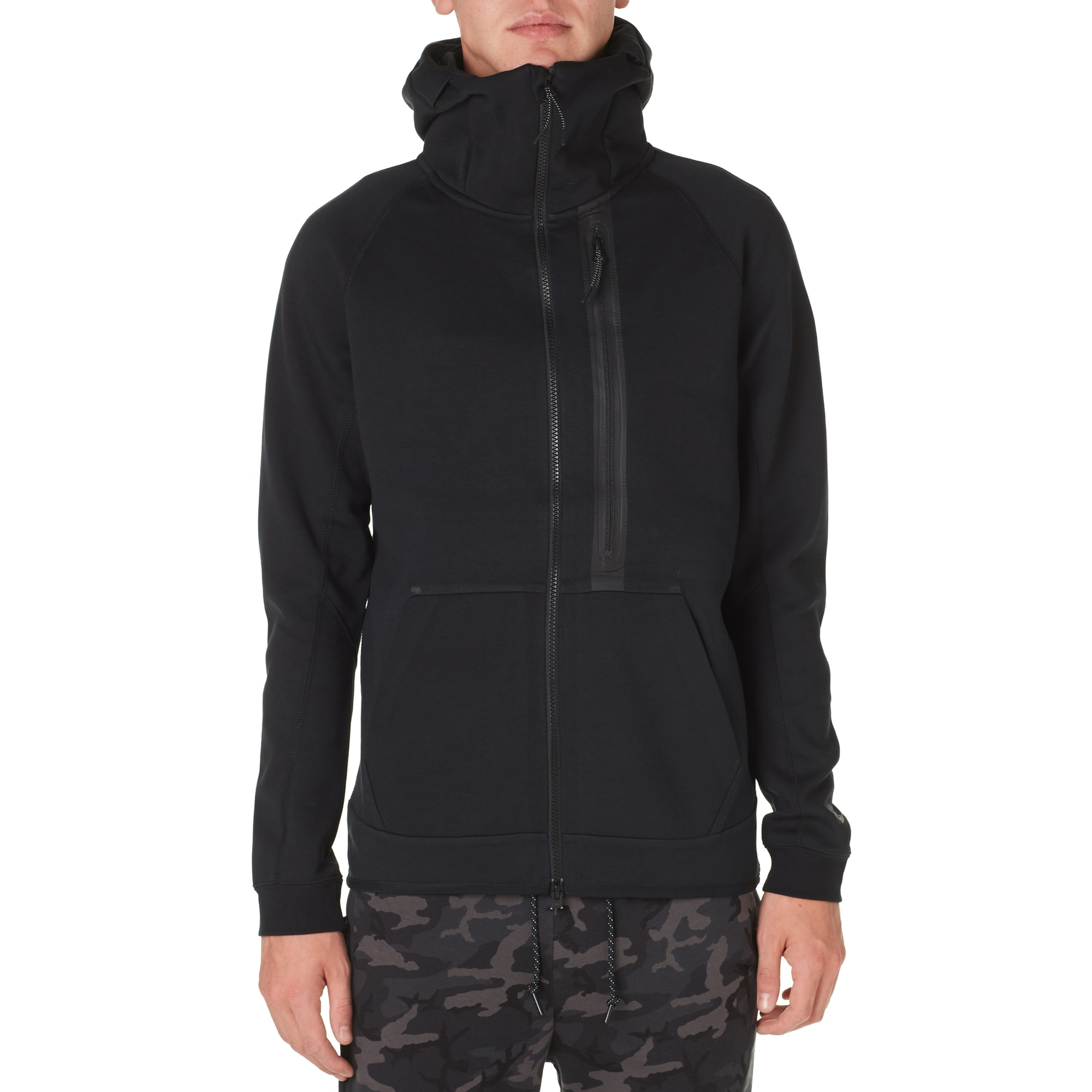 Nike tech fleece hero hoody black
