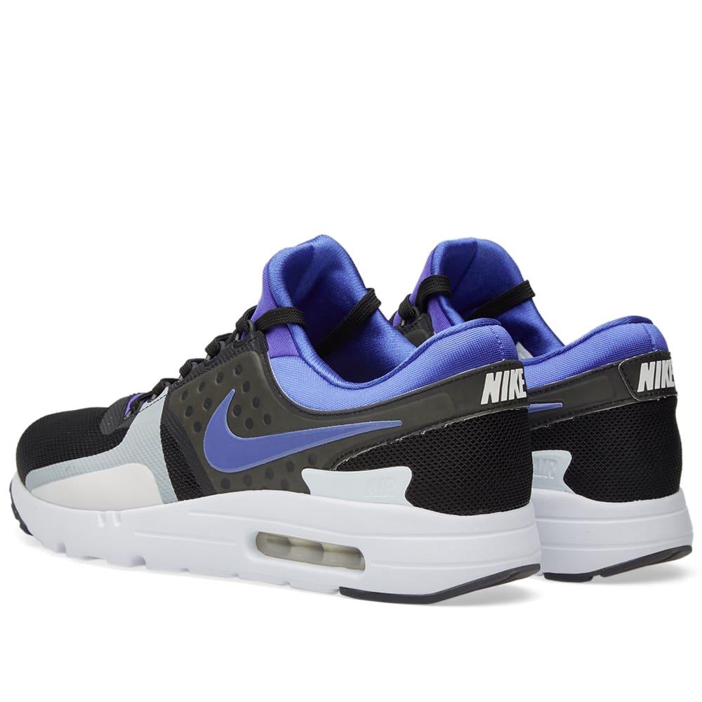 cheap for discount 67dea 1c973 Nike Air Max Zero QS. Black, Persian Violet ...