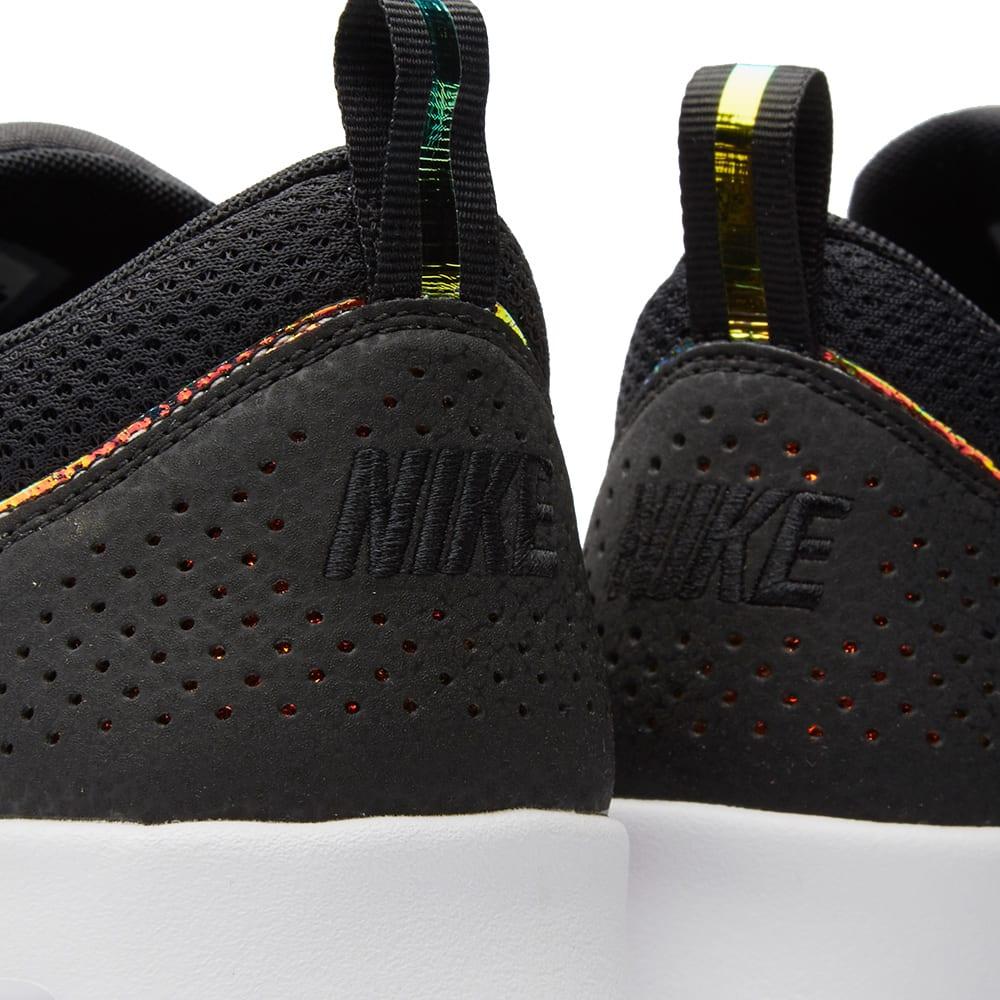 Nike WMNS Air Max Thea Premium Black Black Blue Tint 616723 014
