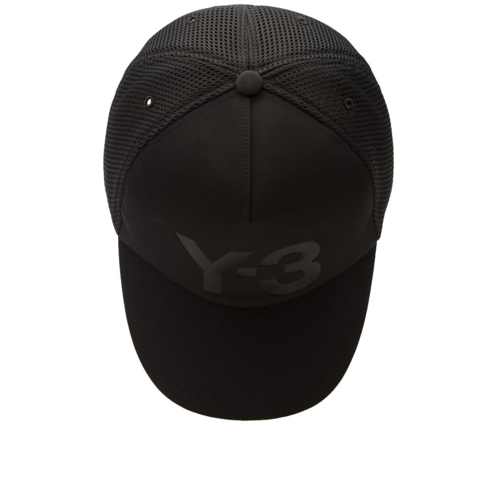 0d5c912380b06 Y-3 Trucker Cap Black