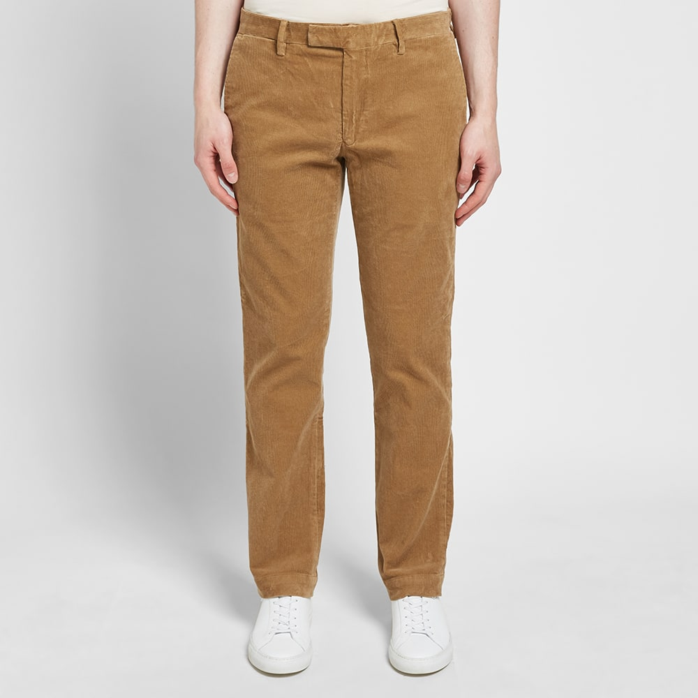 website for discount fashion styles best authentic Polo Ralph Lauren Flat Front Cord Pant