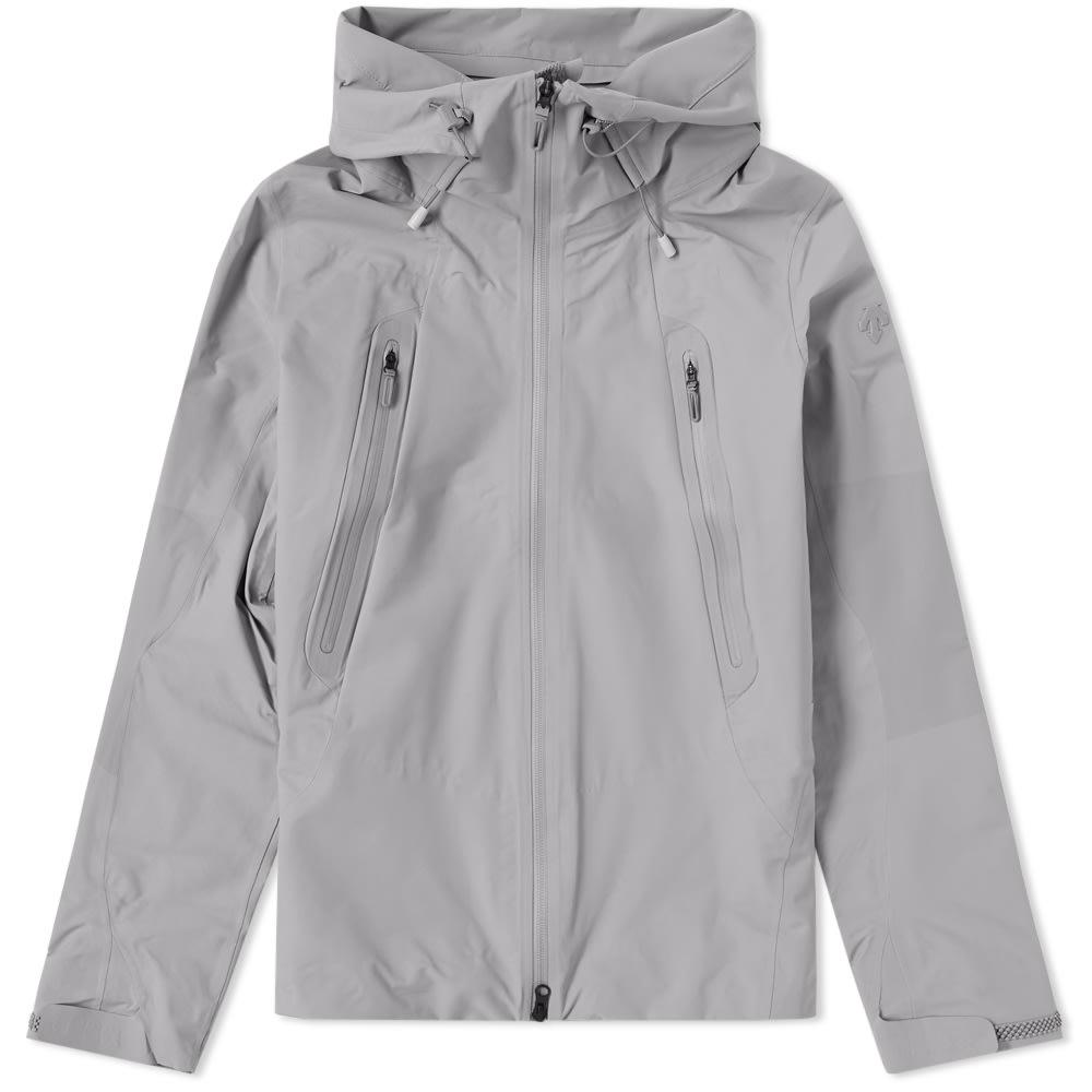 DESCENTE Descente Allterrain Active Shell Jacket in Grey