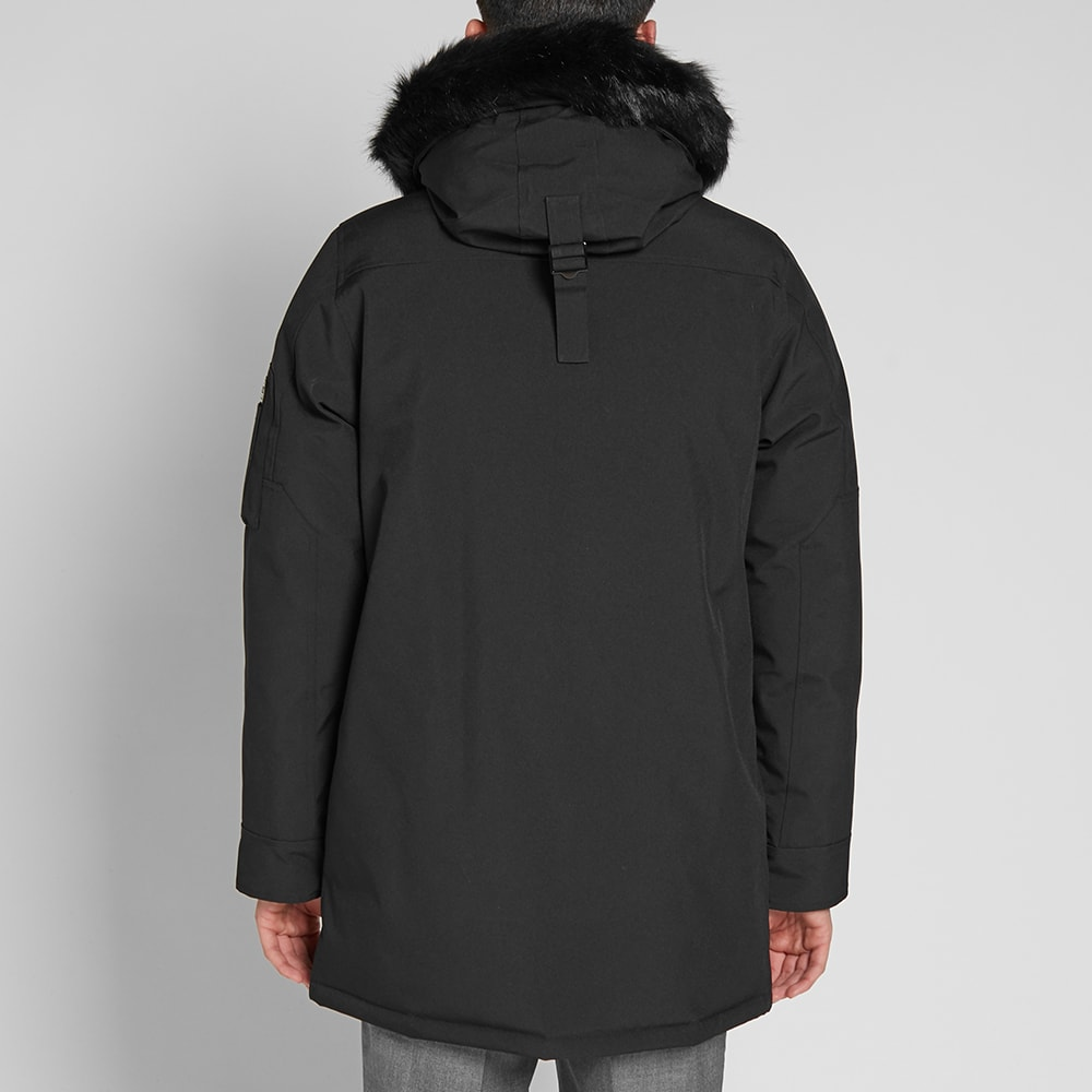 ad7a6c20c Kenzo Fur Hooded Winter Parka