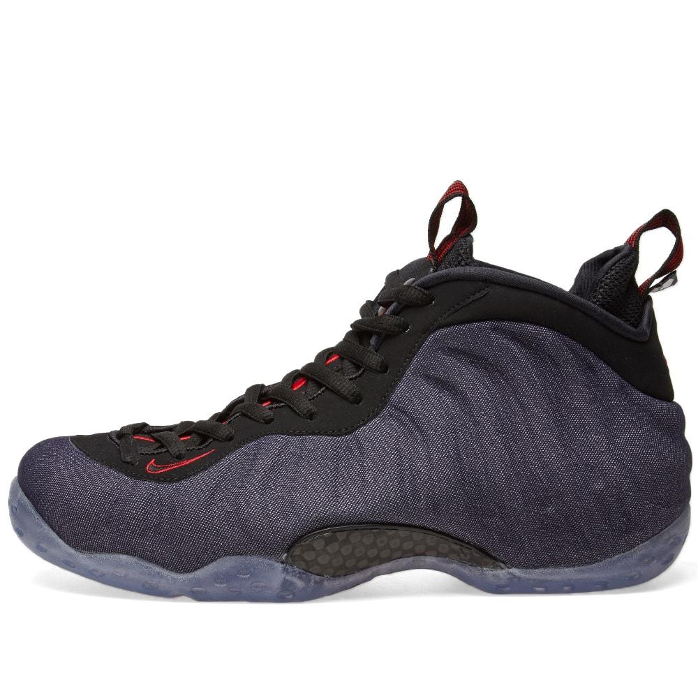 abf8a28ca3bd3 Nike Air Foamposite One Obsidian