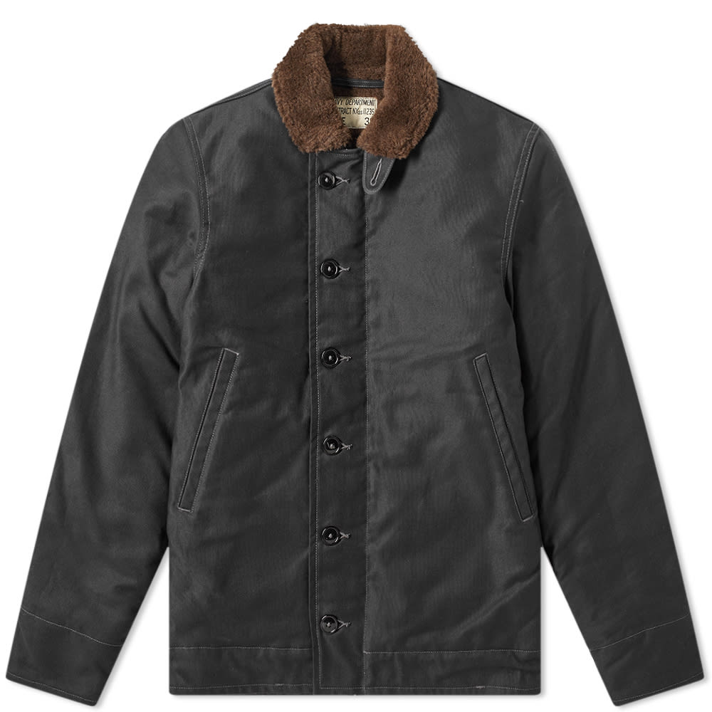 The Real Mc Coy's N 1 Deck Jacket by The Real Mc Coy