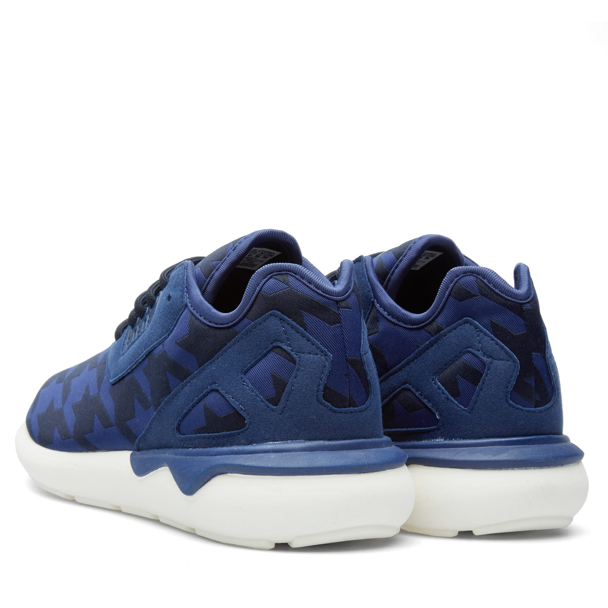 on sale 4ec5f 06157 Adidas x The Fourness Tubular Runner Solid Grey, Bold Blue   White   END.