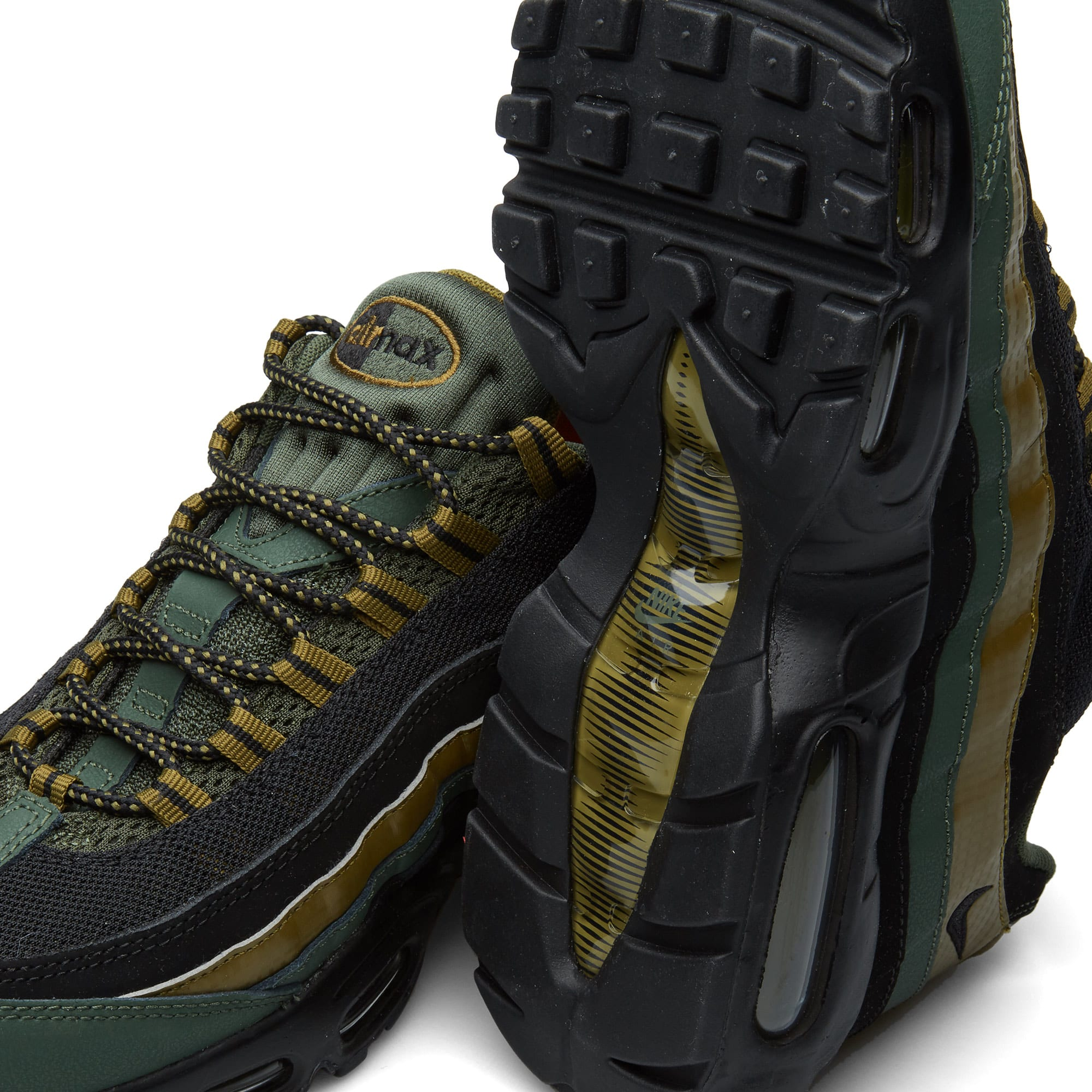 Air Max 95 Carbon Green