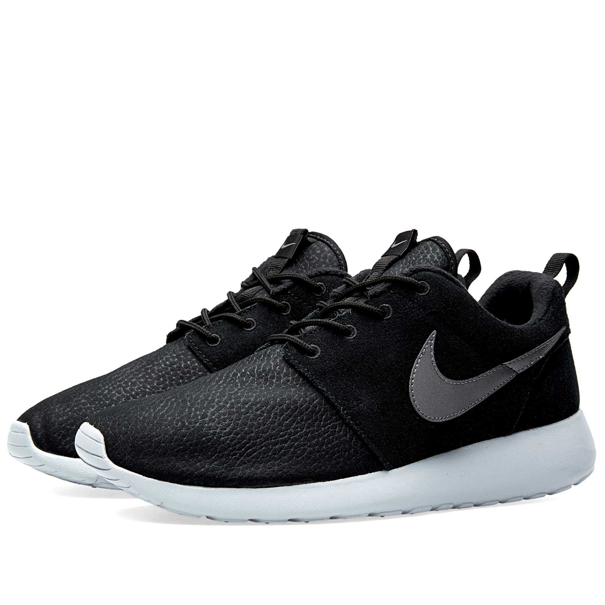 timeless design 88f31 2eca4 Nike Roshe One Suede Black   Wolf Grey   END.