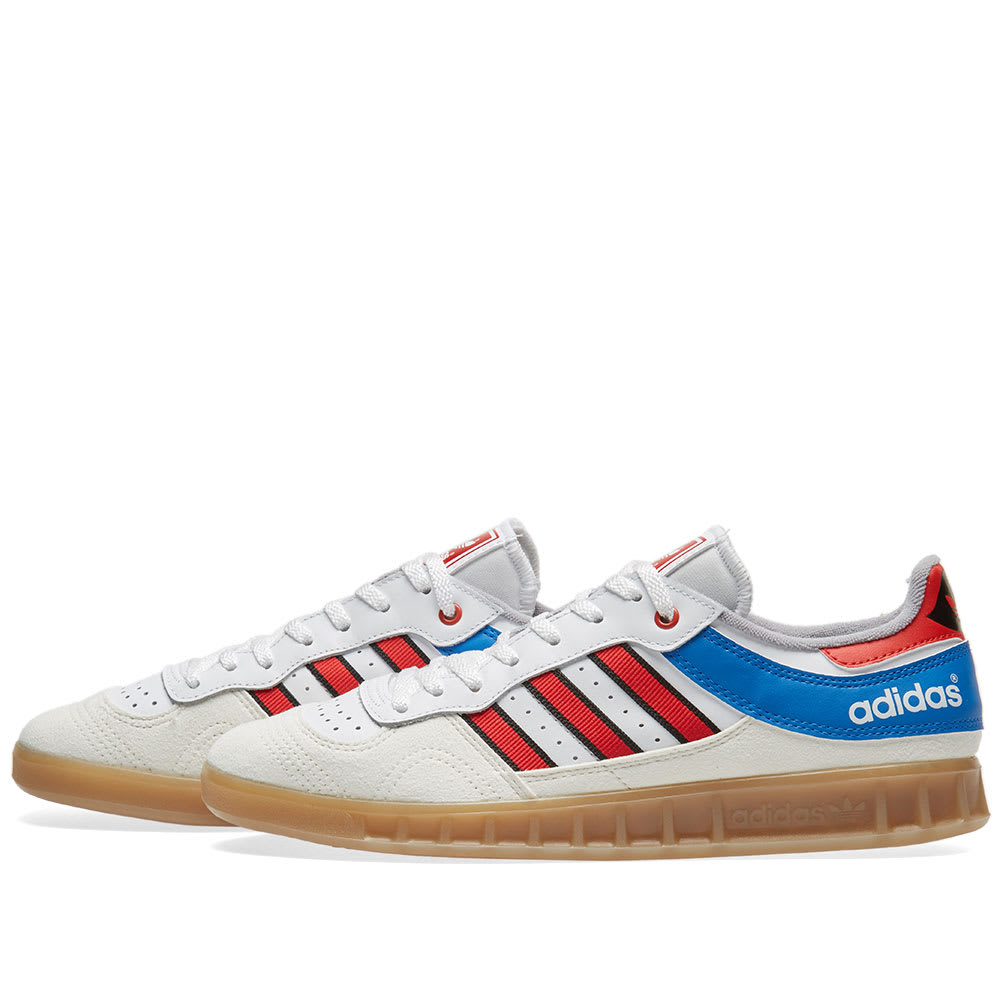 premium selection 74bfb d80ee Adidas Handball Top Vintage White   Tactile Red   END.