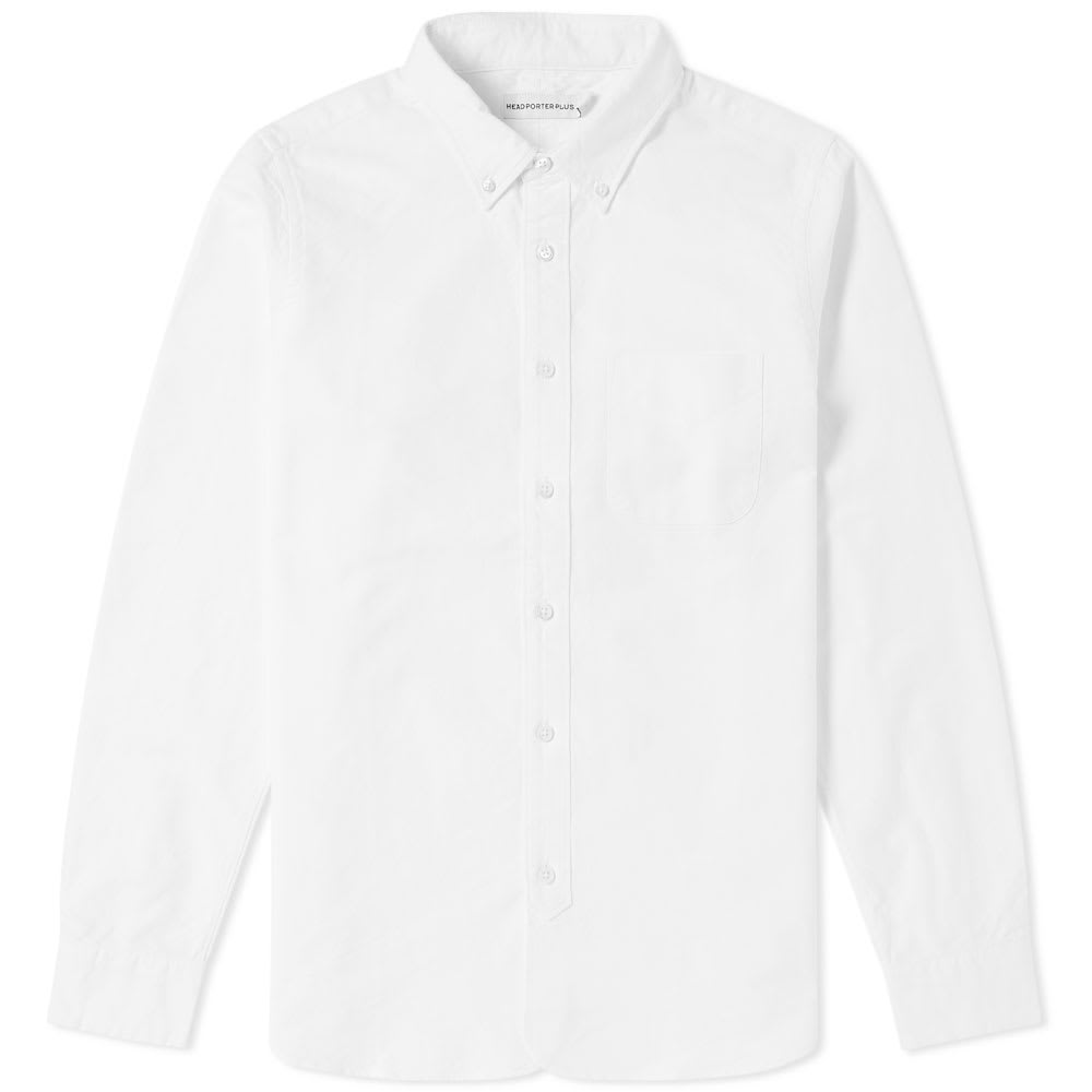 HEAD PORTER PLUS OXFORD SHIRT