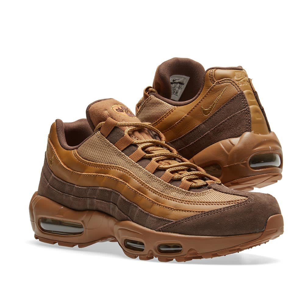 a79f8f9604 Nike Air Max 95 Premium. Baroque Brown ...