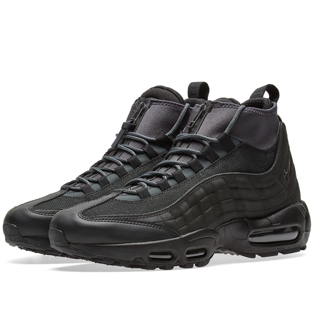 the best attitude 4e9a4 393f7 Nike Air Max 95 Sneakerboot Black   Anthracite   END.