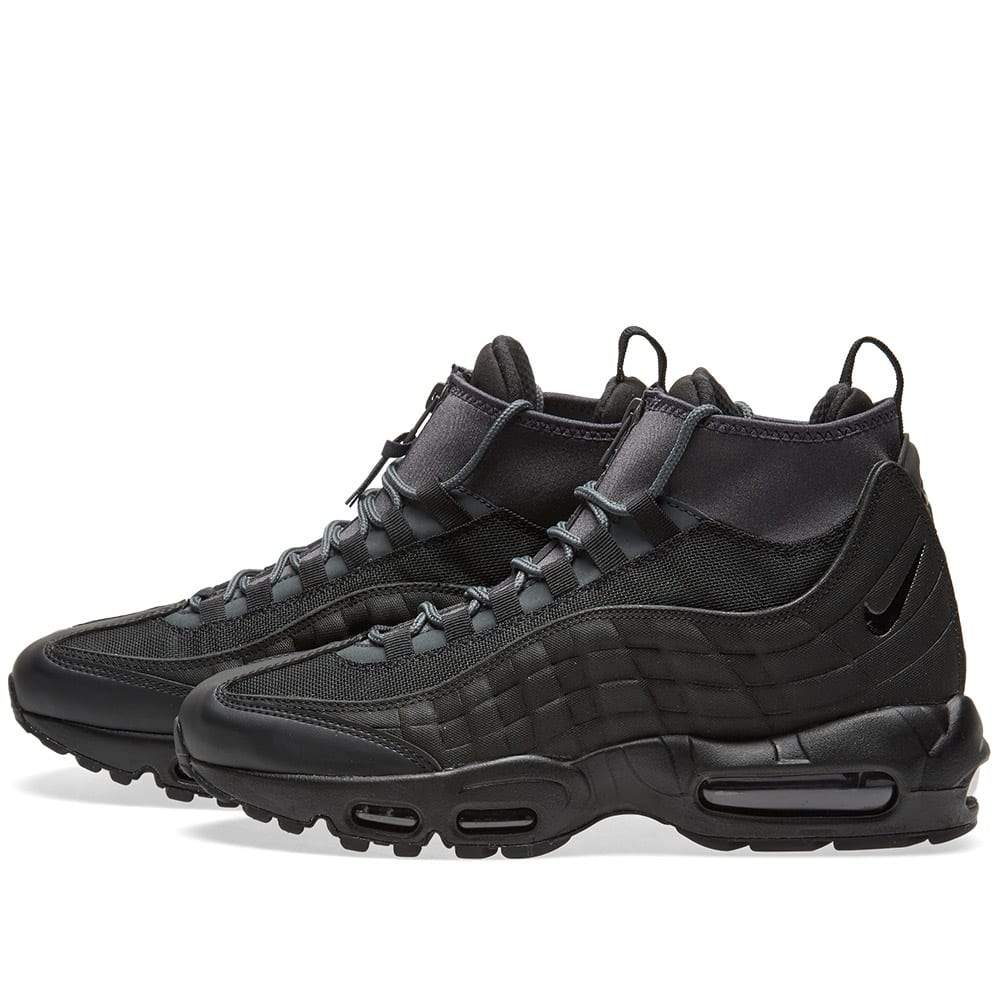 the best attitude 8d7a9 cc063 Nike Air Max 95 Sneakerboot Black   Anthracite   END.