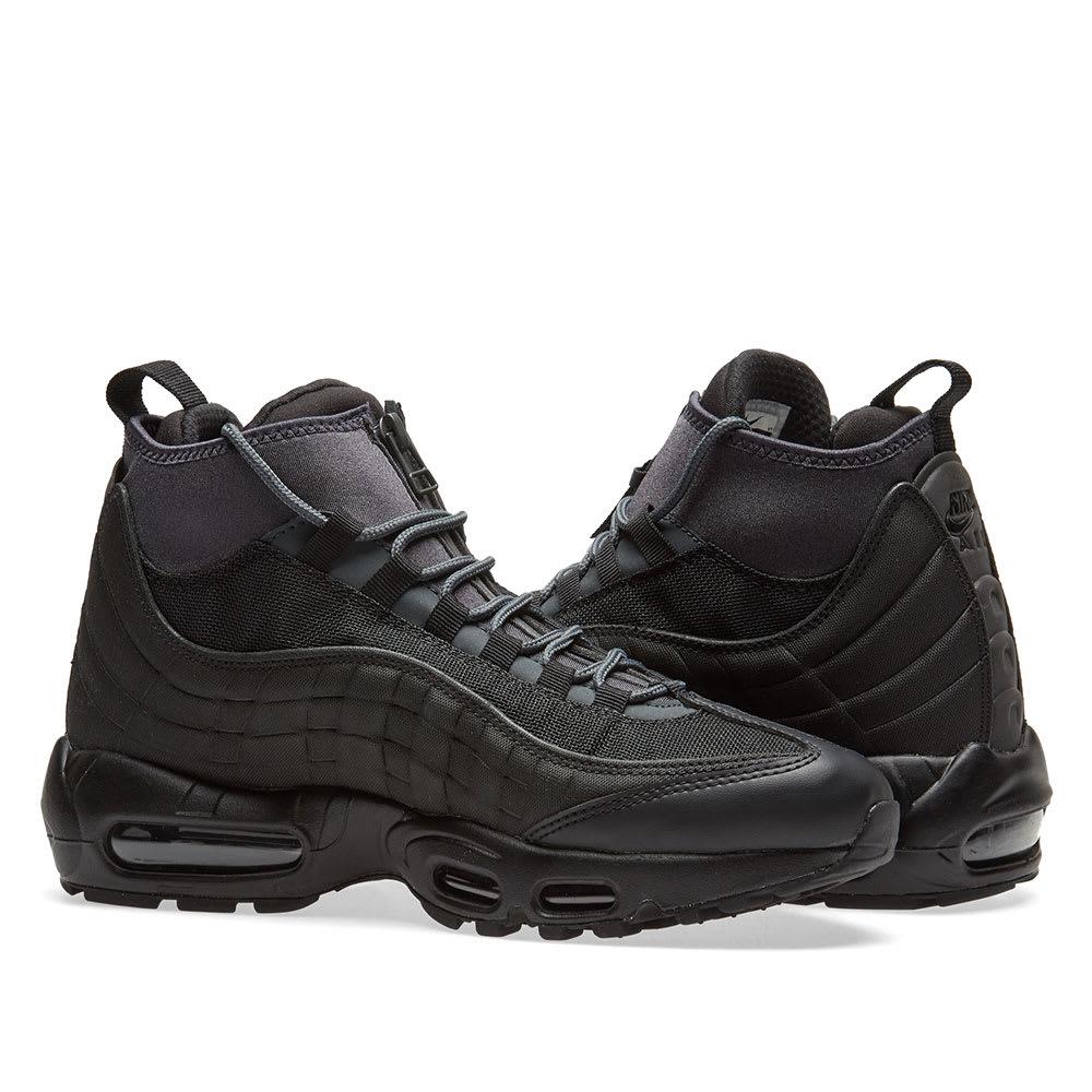 nike air max 95 sneakerboot black sale