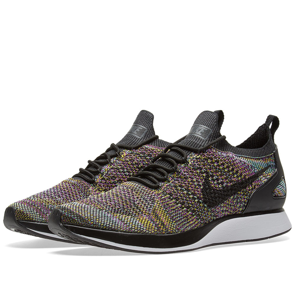 hot sales d4d1d 276e1 Nike Air Zoom Mariah Flyknit Racer Black   Vivid Purple   END.