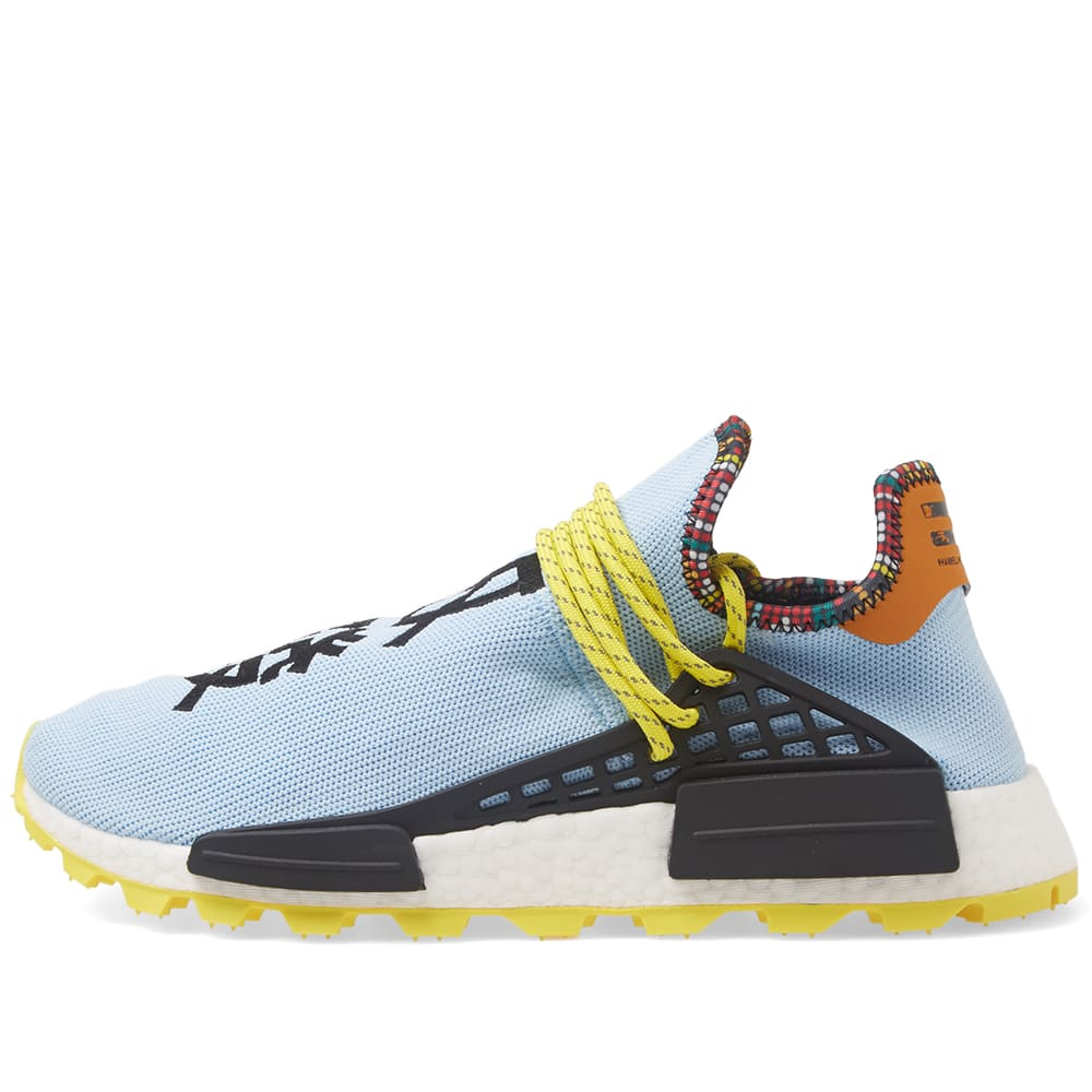 492a3c3a26e38 Adidas by Pharrell Williams SOLARHU NMD Supercolour