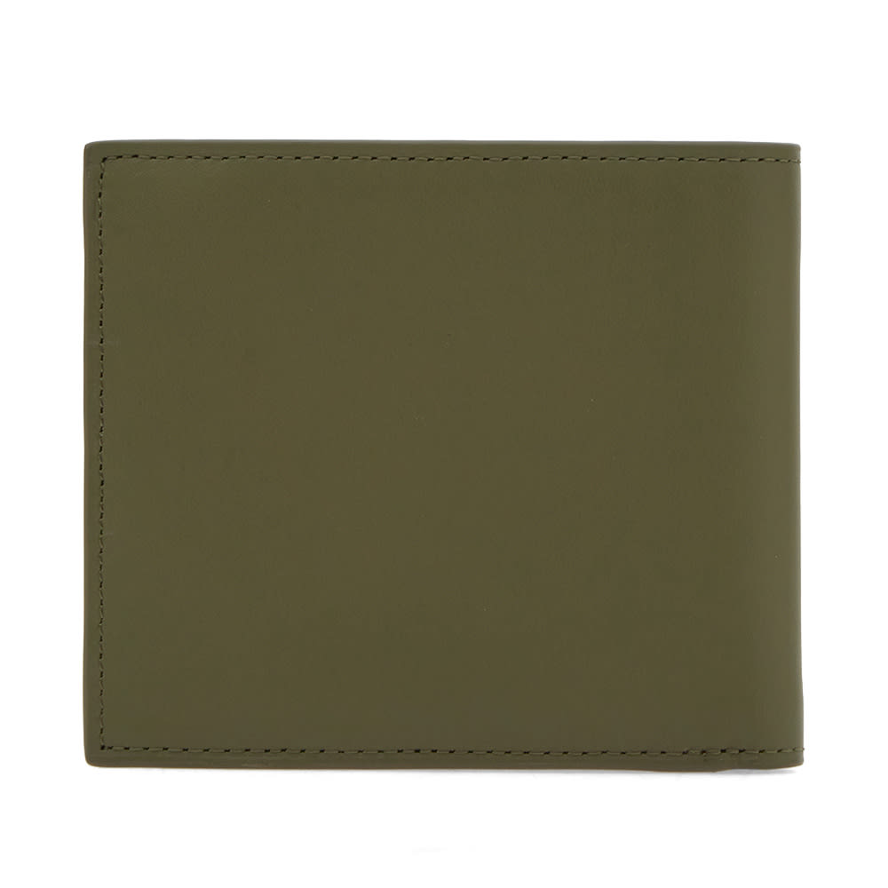 Polo Billfold Wallet Lauren Ralph Military Leather bfgY7mI6vy