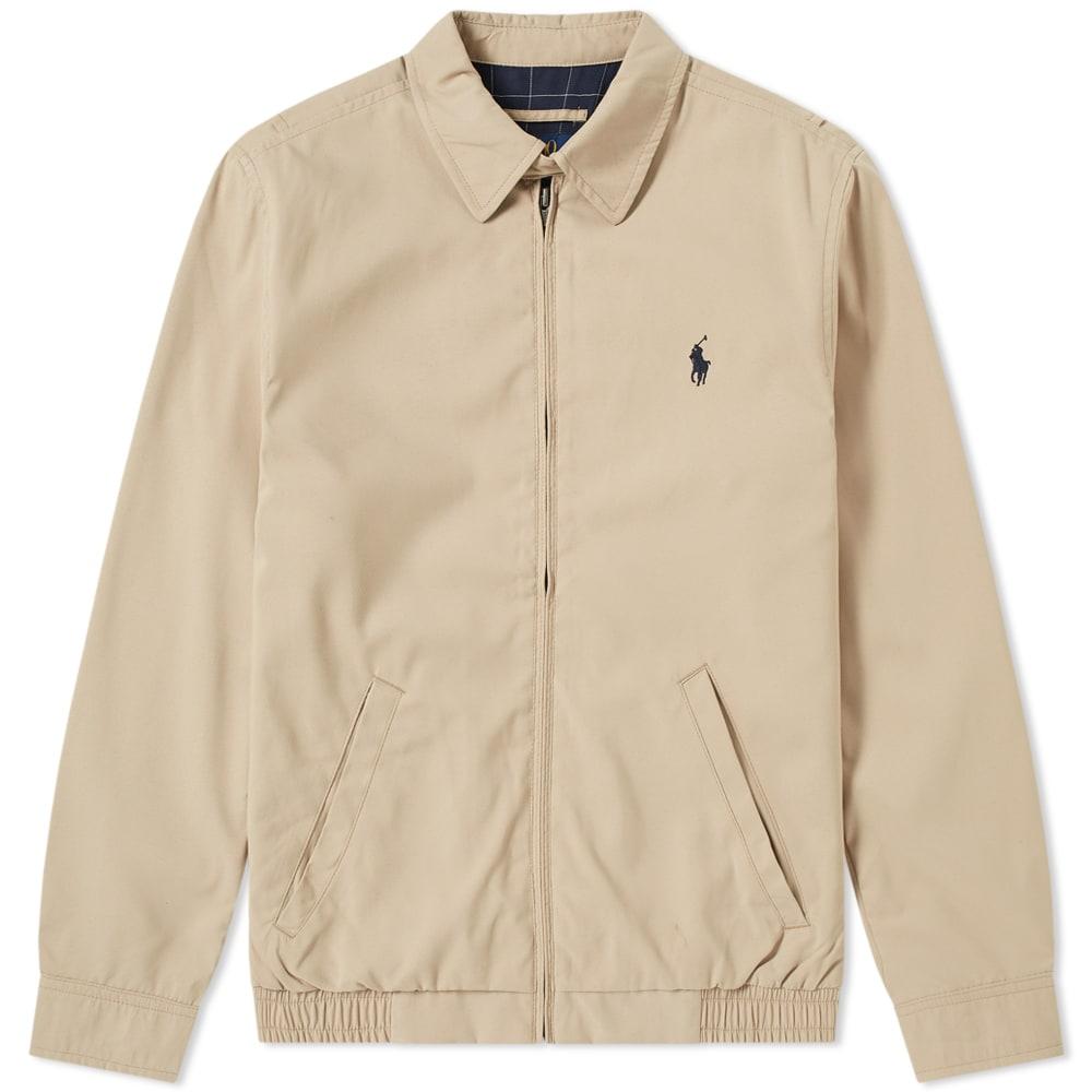 70dc04056 Polo Ralph Lauren Windbreaker Harrington Jacket