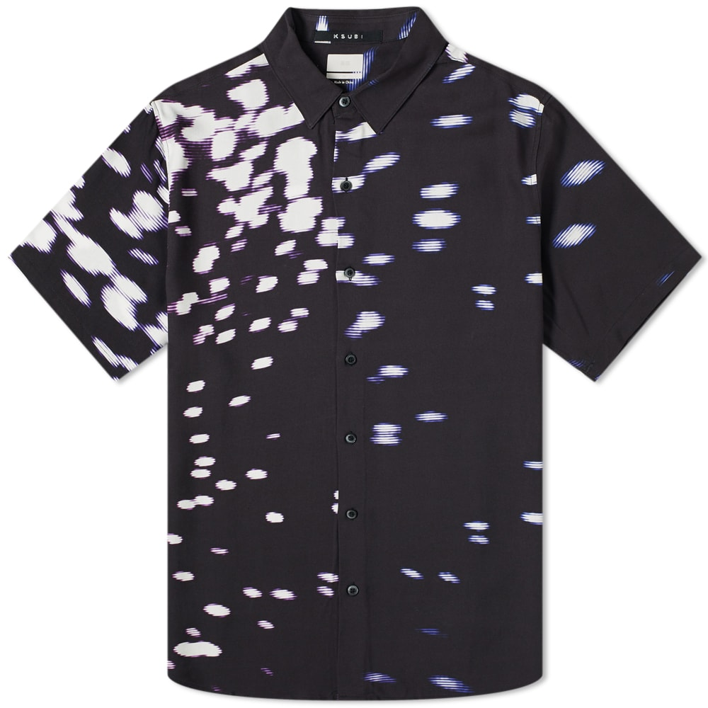 Ksubi T-shirts Ksubi Fractals Vacation Shirt