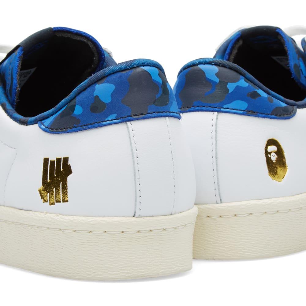 online retailer 95fba e0b3b Adidas Consortium x UNDFTD x BAPE Superstar 80s
