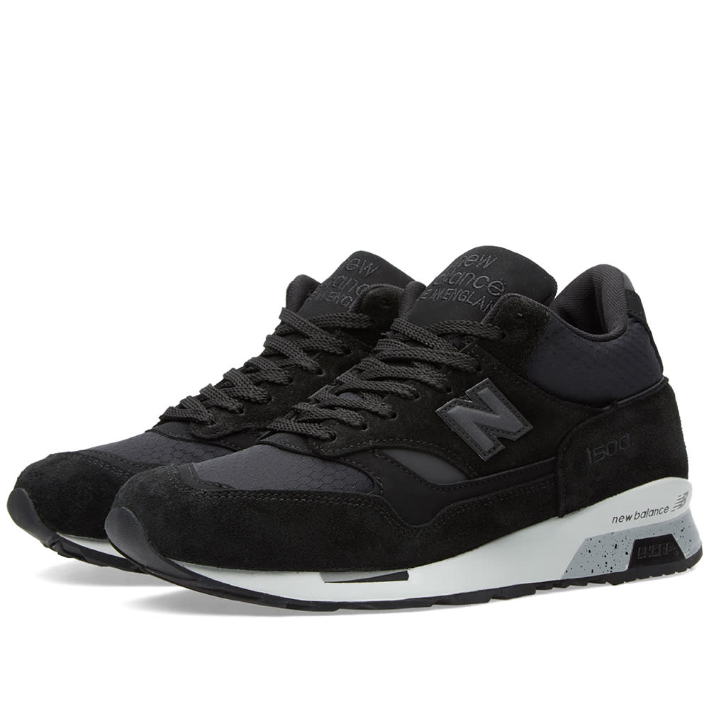 the latest 6d8a5 2340b New Balance MH1500KK - Made in England  Avalanche Pack  Black   White   END.