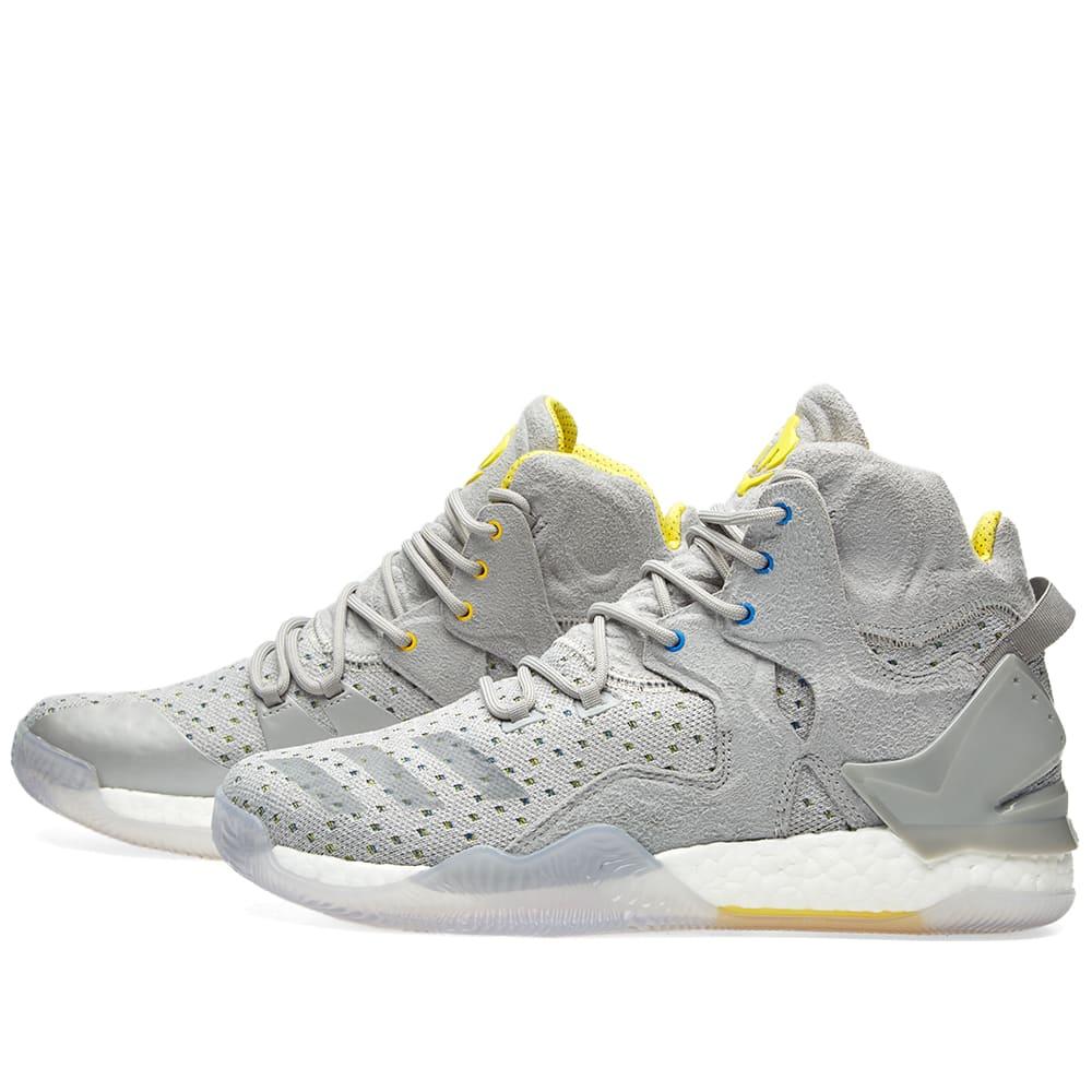 e4be938b8fb Adidas Consortium x Sneakersnstuff D Rose 7 Onix