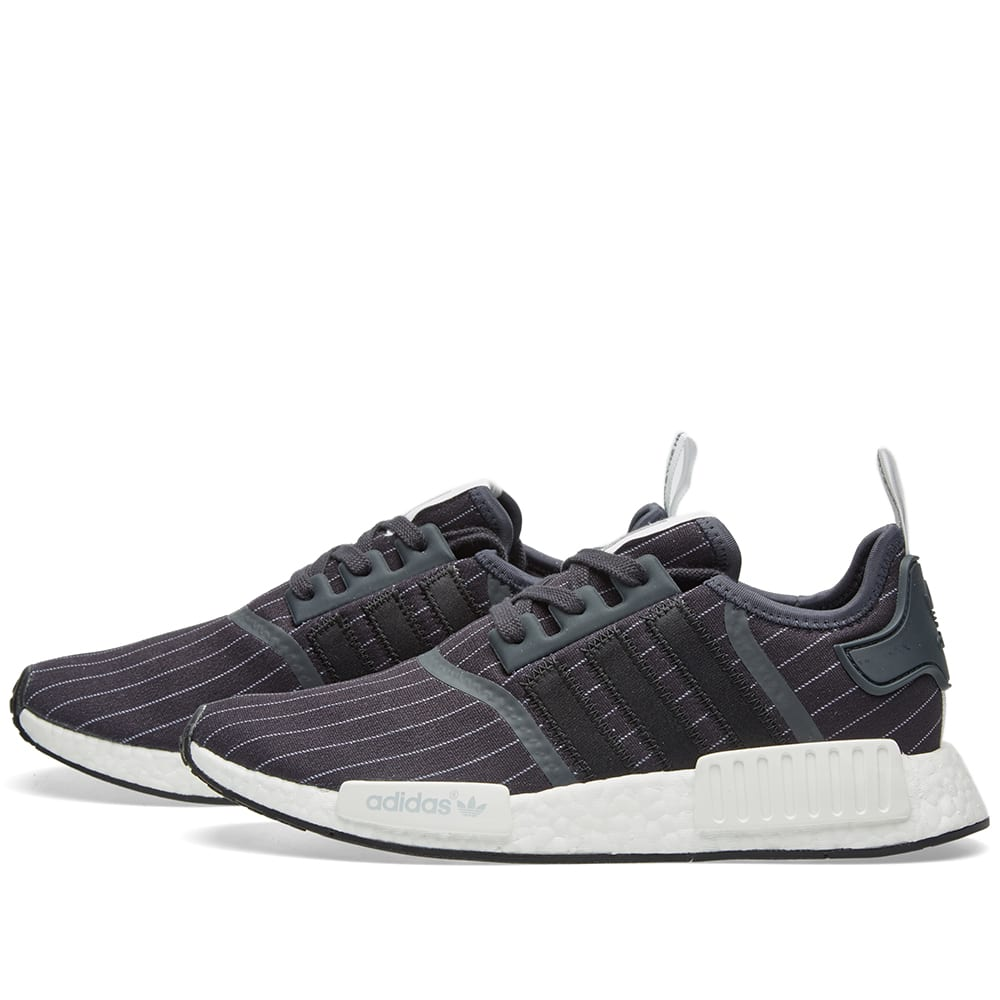 4a5dca3d8 Adidas x Bedwin   The Heartbreakers NMD R1 Night Grey   Black