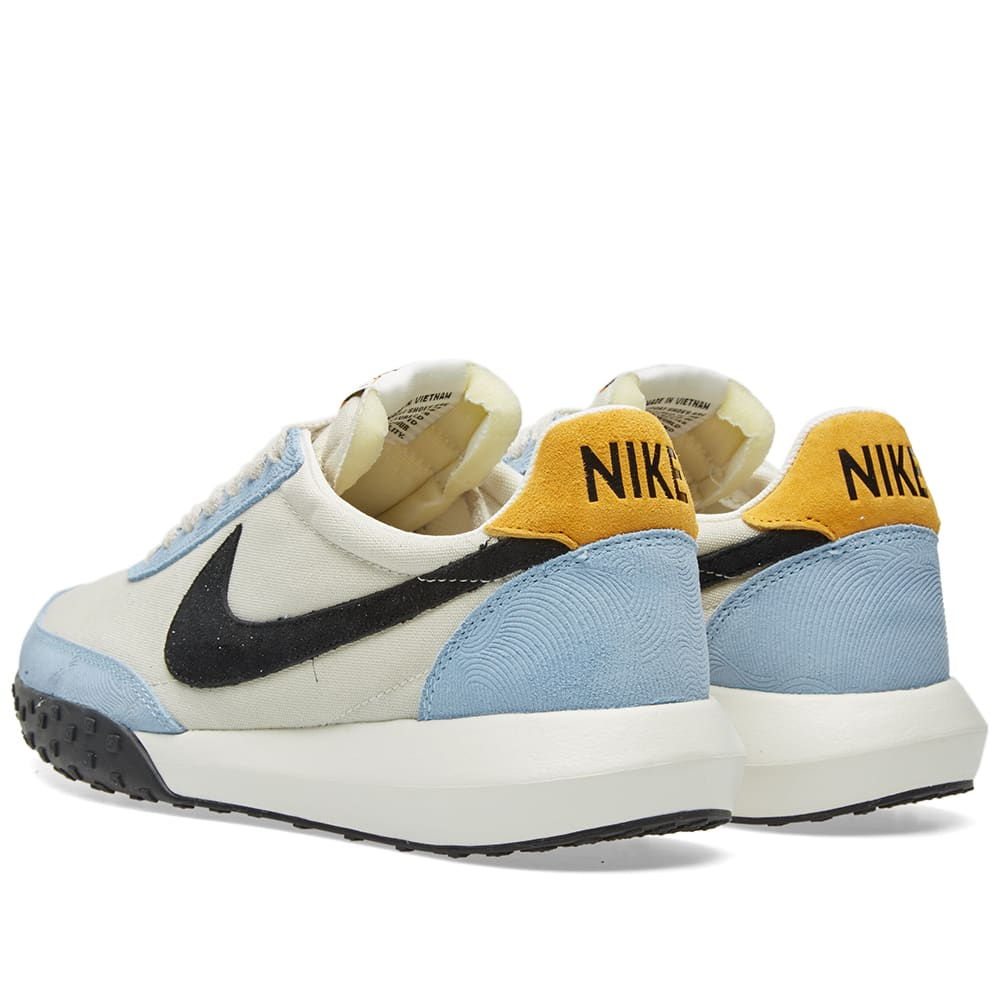 75b0a4973eb58 Nike Roshe Waffle Racer NM Light Bone   Black