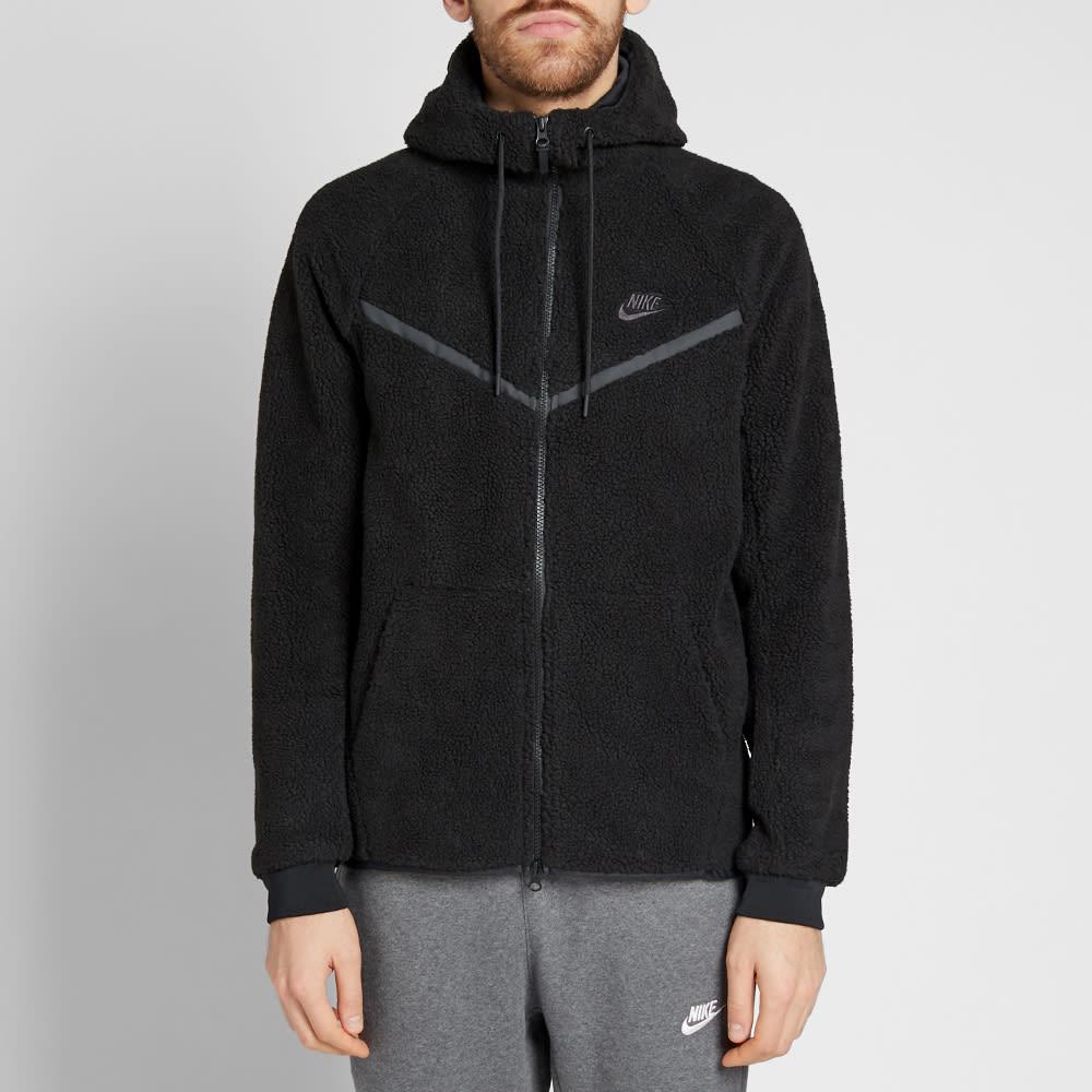 Nike Tech Sherpa Wind Runner