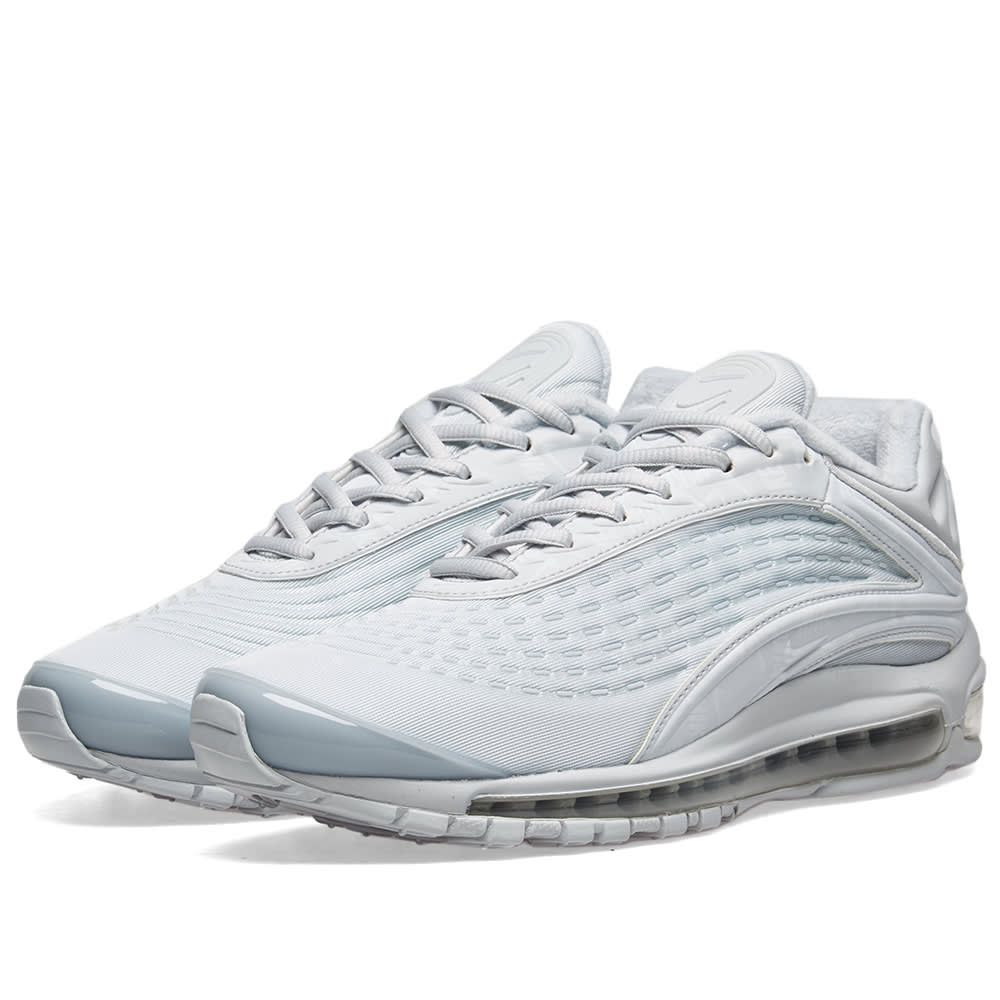 big sale 44a52 05187 Nike Air Max Deluxe SE W Pure Platinum   END.