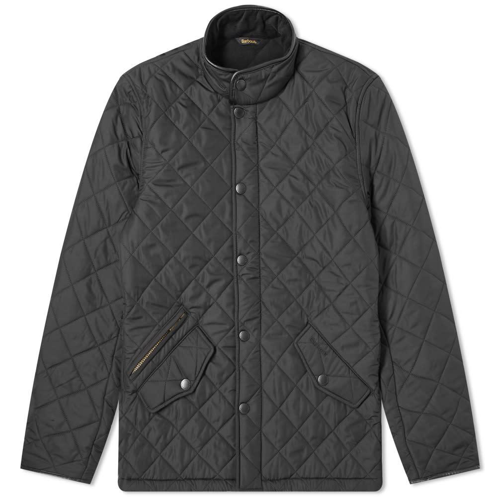 Barbour Powell Quilt Jacket MQU0281BK11