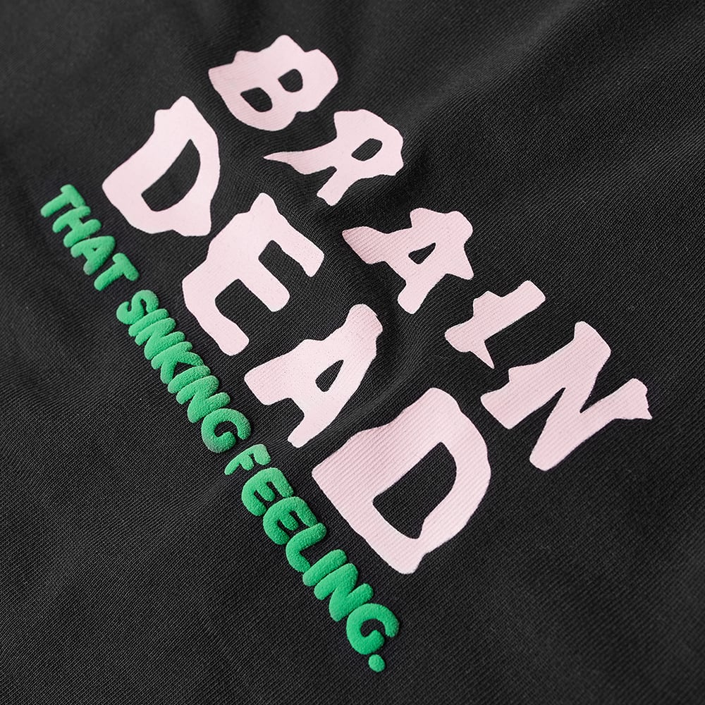 BRAIN DEAD Tops Brain Dead Long Sleeve Sinking Feeling Tee